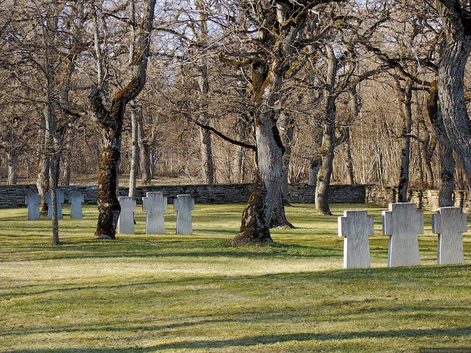 Немецкое кладбище
