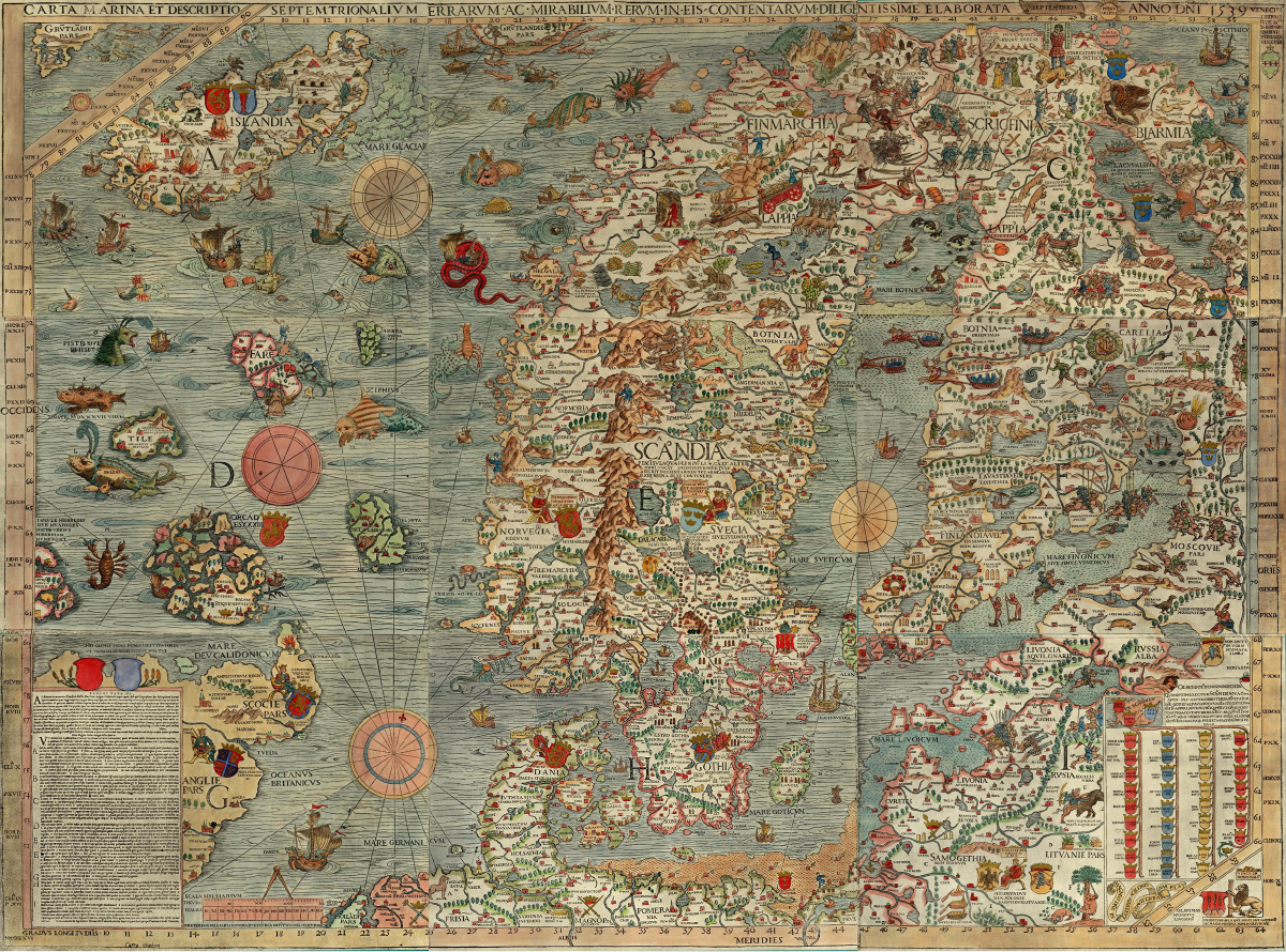 Где находится Заволочье или Краткая история Русского Севера