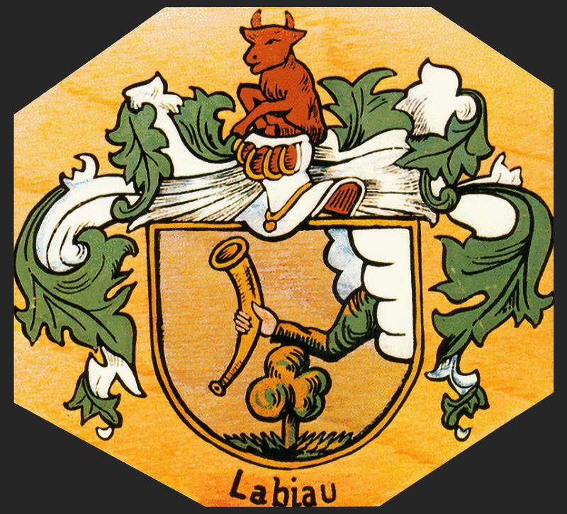 Герб Лабиау