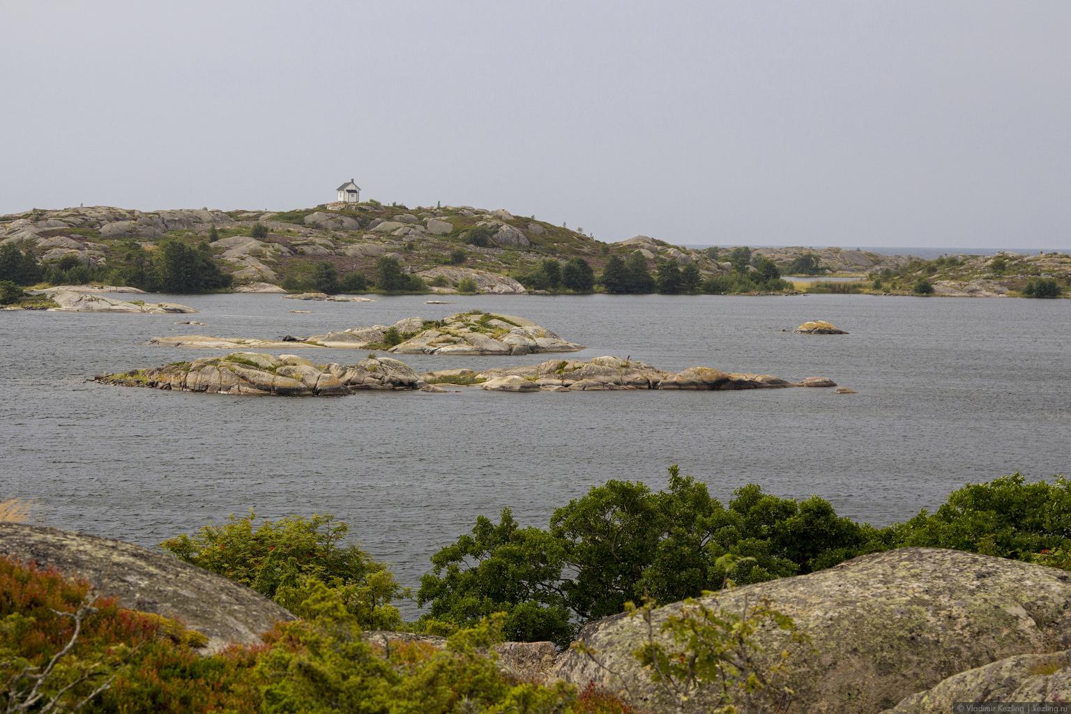 Аландские острова. Шёкар