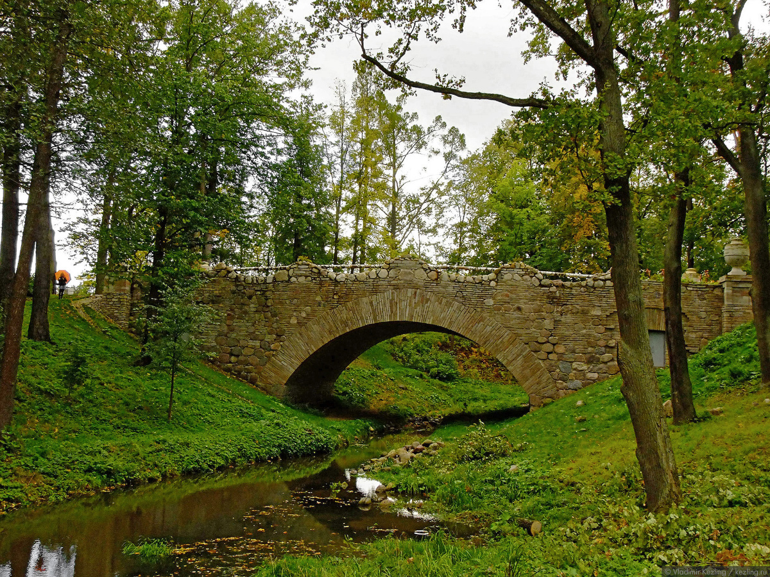 Готический мост