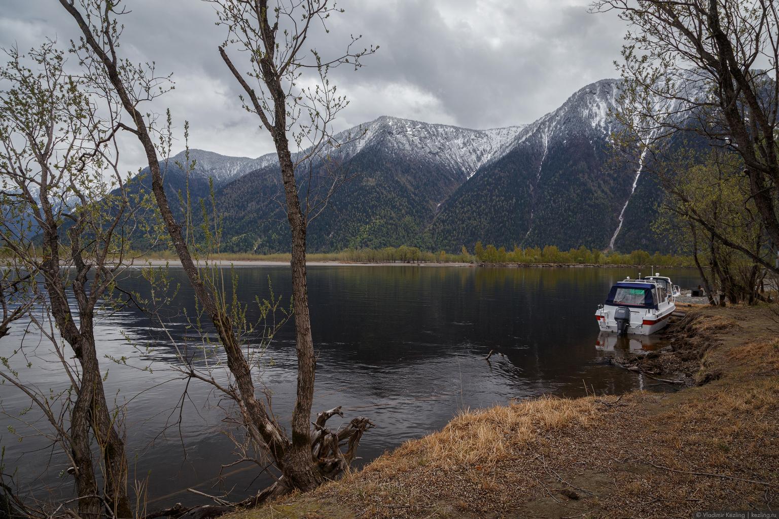 На Алтай с бабушкой. Телецкое озеро — третье из великих озёр Сибири