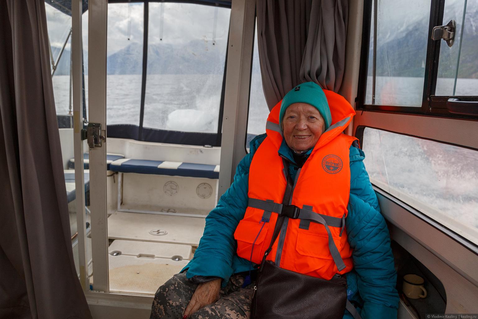Телецкое озеро — третье из великих озёр Сибири