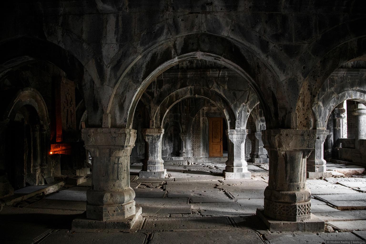 Закавказская осень. Армения. Северные земли