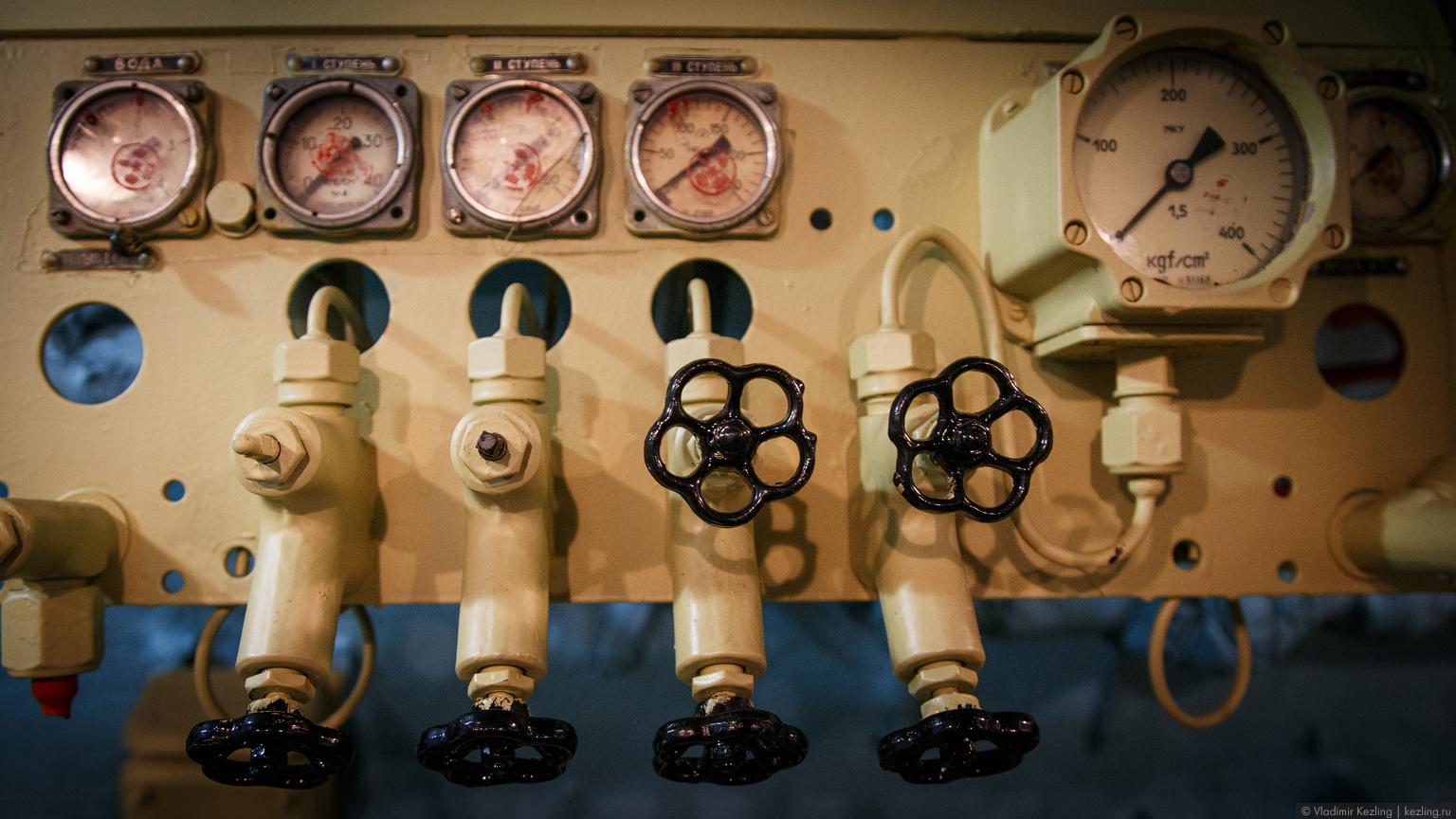 Подводная лодка Б-440 в Вытегре
