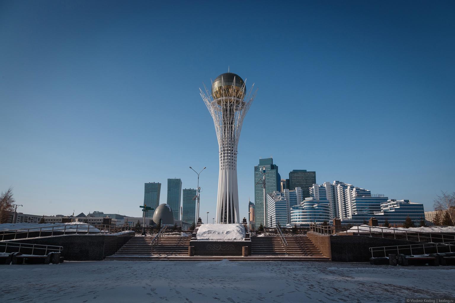 #IRFMR. Индийский этап. Пролог. Астана — противоречивая столица Казахстана
