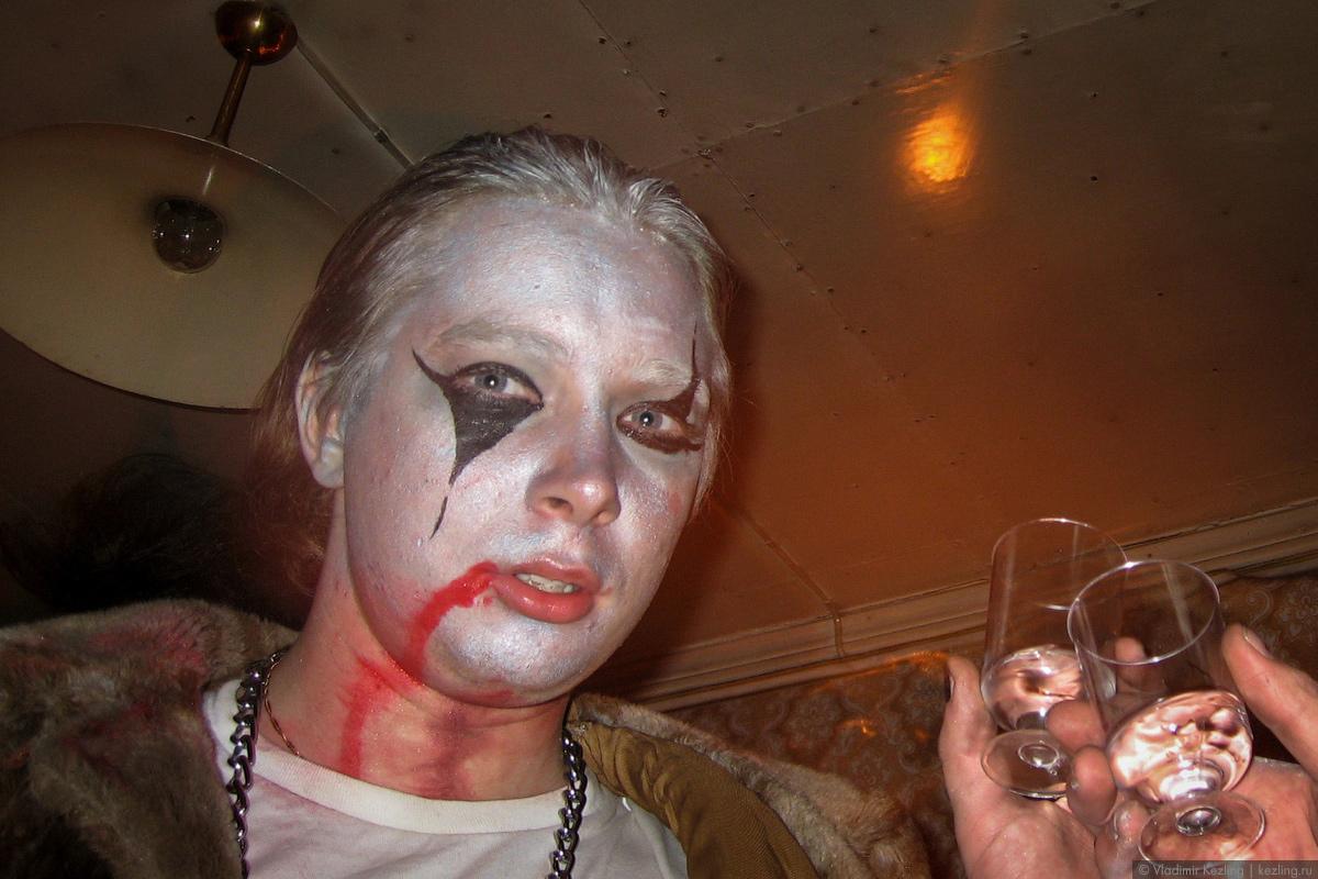 Хэллоуин — 2007. Борисова Грива, Россия, 2007