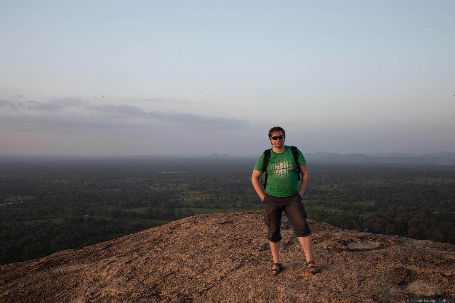 Пидурангала, Шри-Ланка, 2014