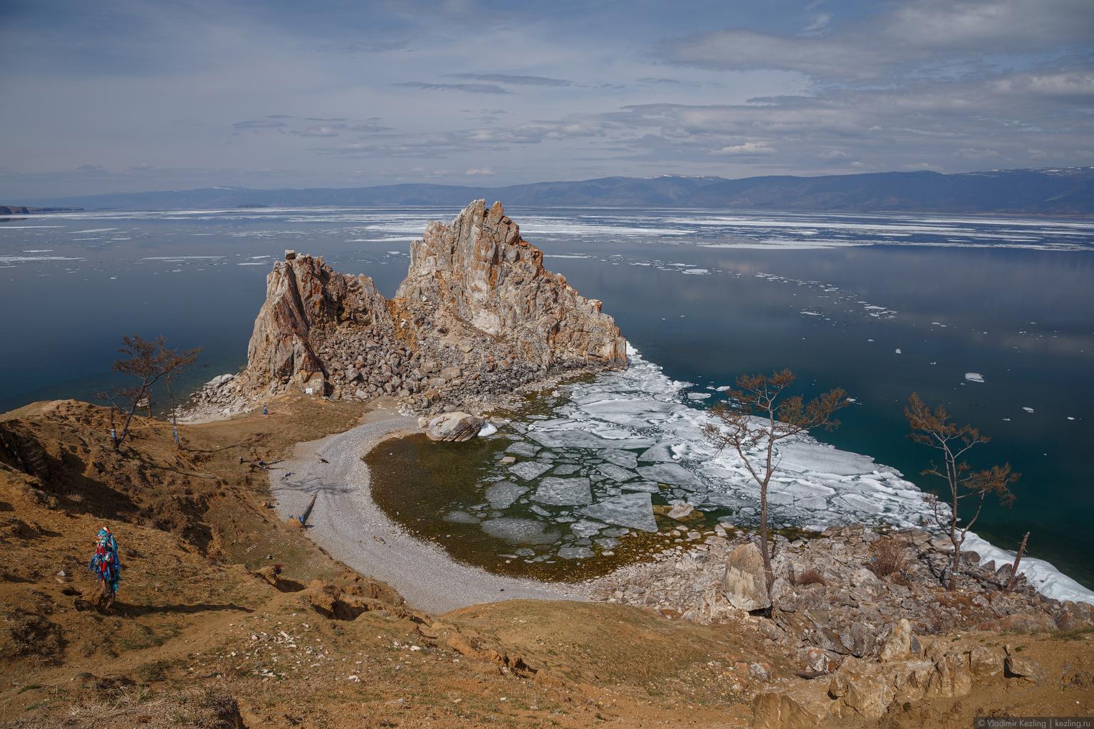 На Байкал с бабушкой. Ольхон — один из красивейших островов России