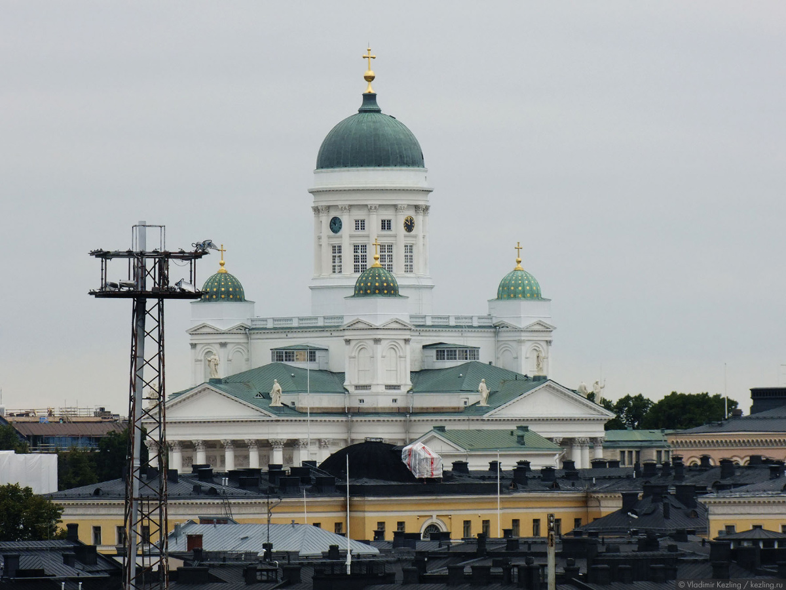 Балтийские берега. Хельсинки. Взгляды с воды