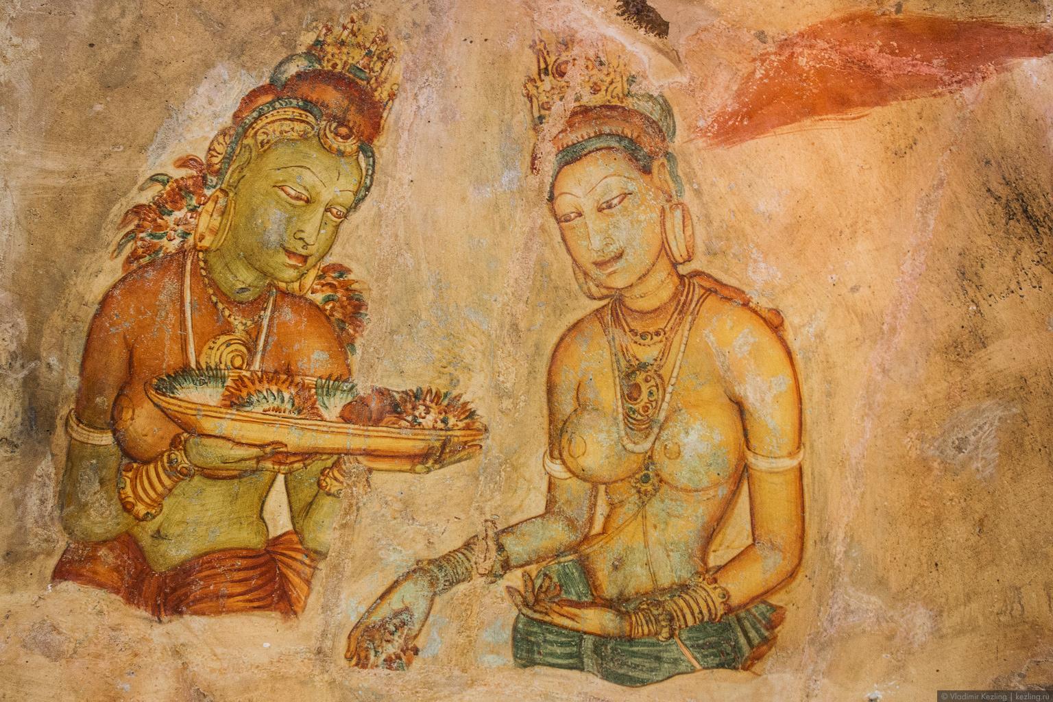 Цейлонские дневники. Тайны Львиной скалы