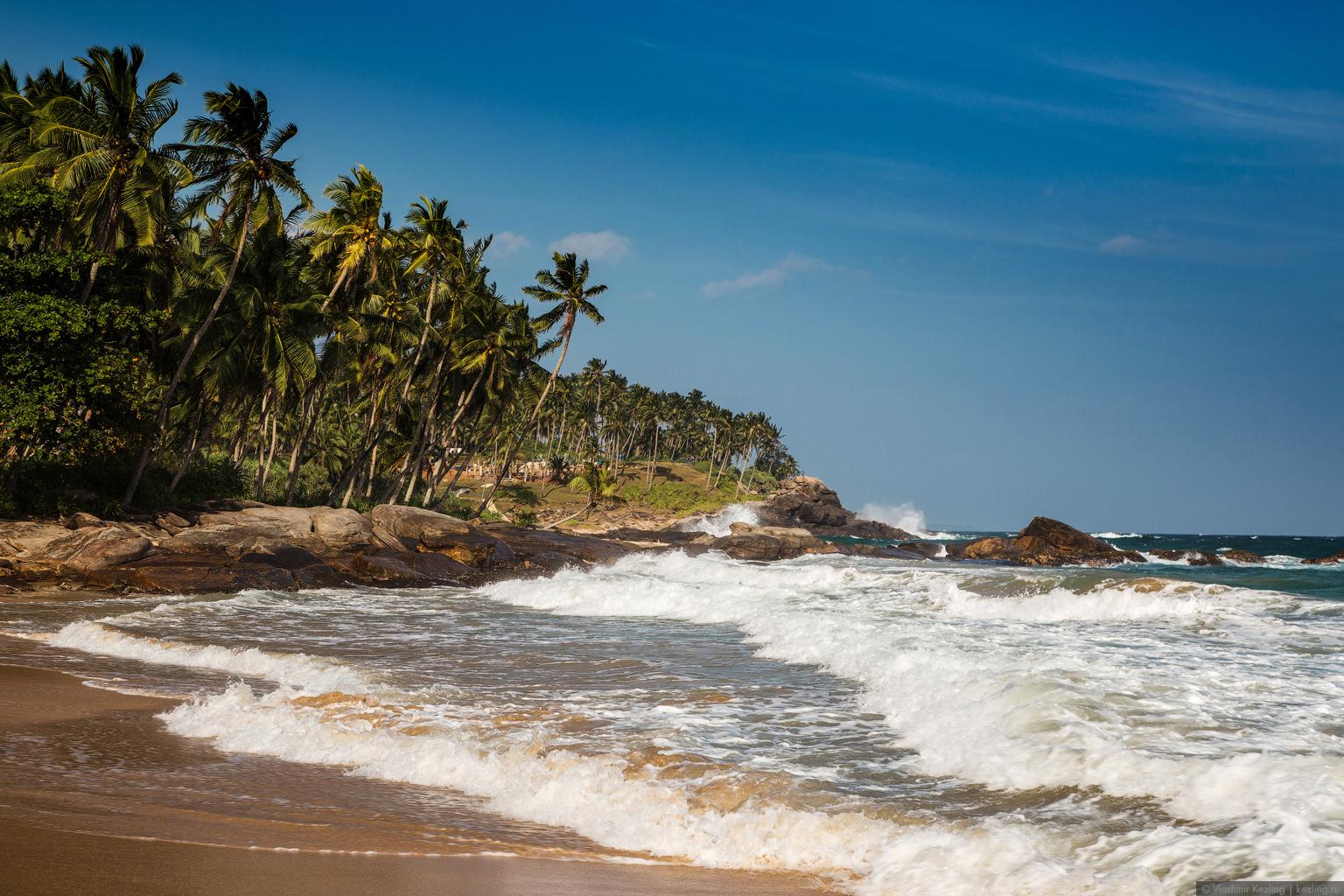 Цейлонские дневники. О пляжах ланкийских замолвите слово