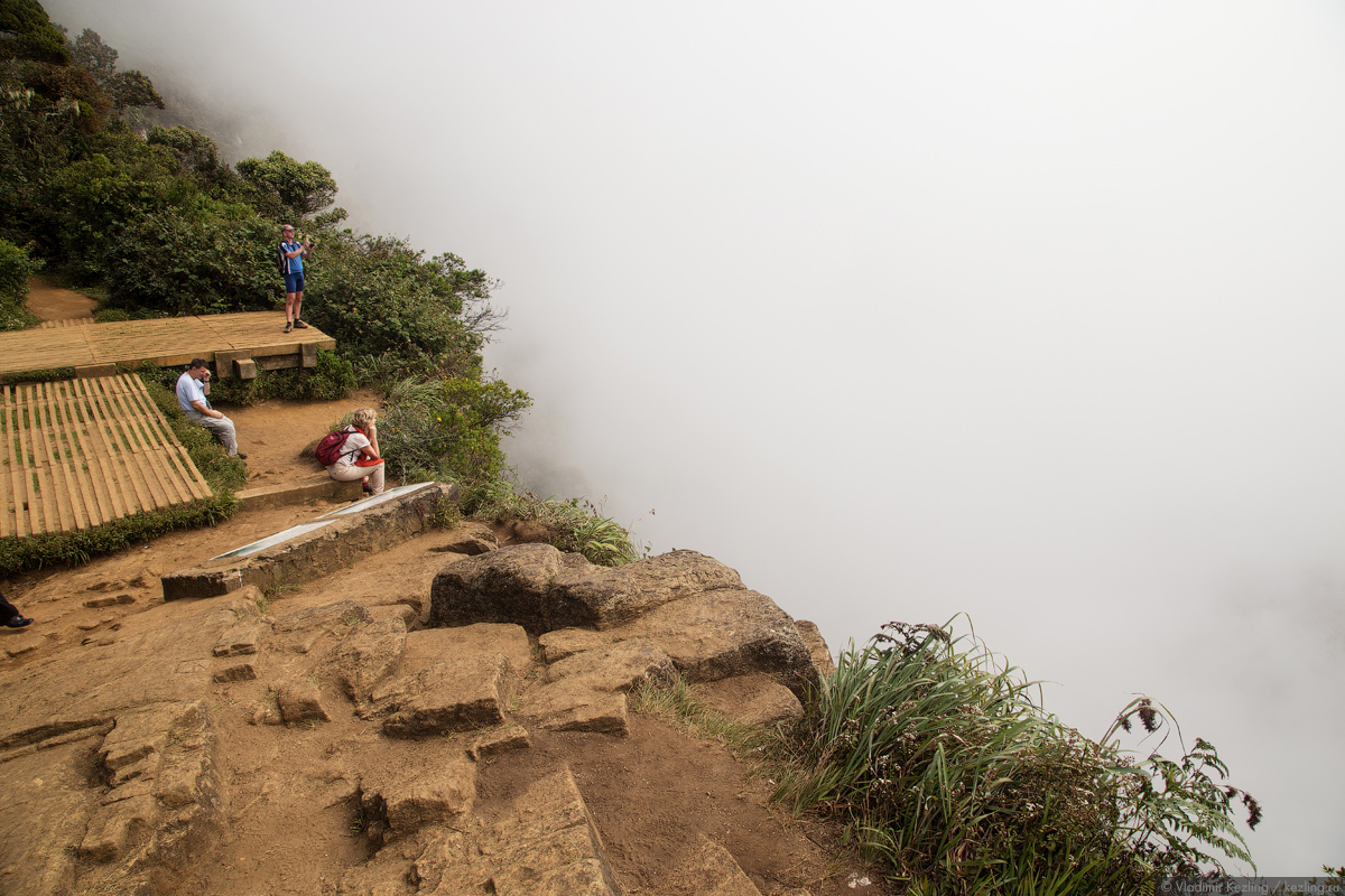 Цейлонские дневники. Национальный парк «Хортон Плейнс»
