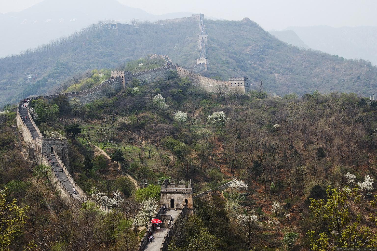 Китай. Великая стена: Мутяньюй