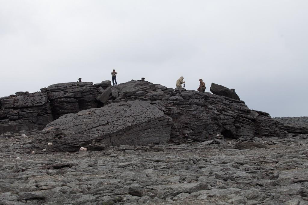 Сейдозеро своим туристам показываю с меньшей из двух вершин Кедыквырпахка (1106,0), когда удаётся договориться с Саамскими духами о хорошей погоде :)