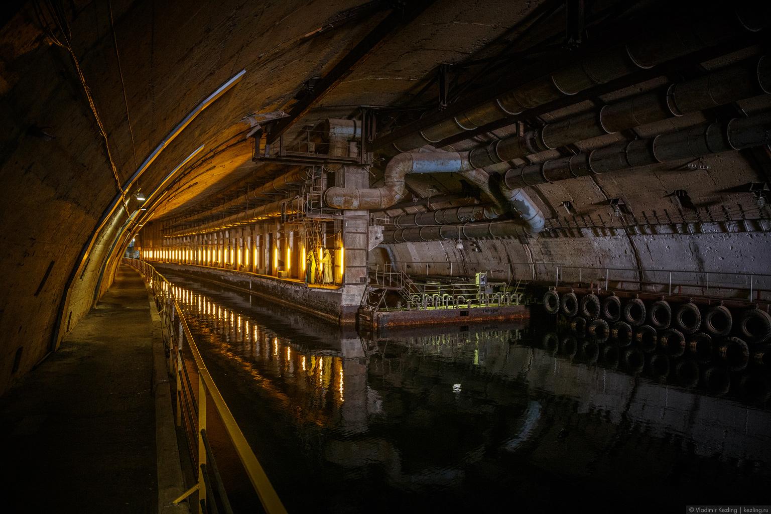 Крым переходного периода. Объекты 825 ГТС и 820 РТБ или Сверхсекретная подземная база подводных лодок в Балаклаве