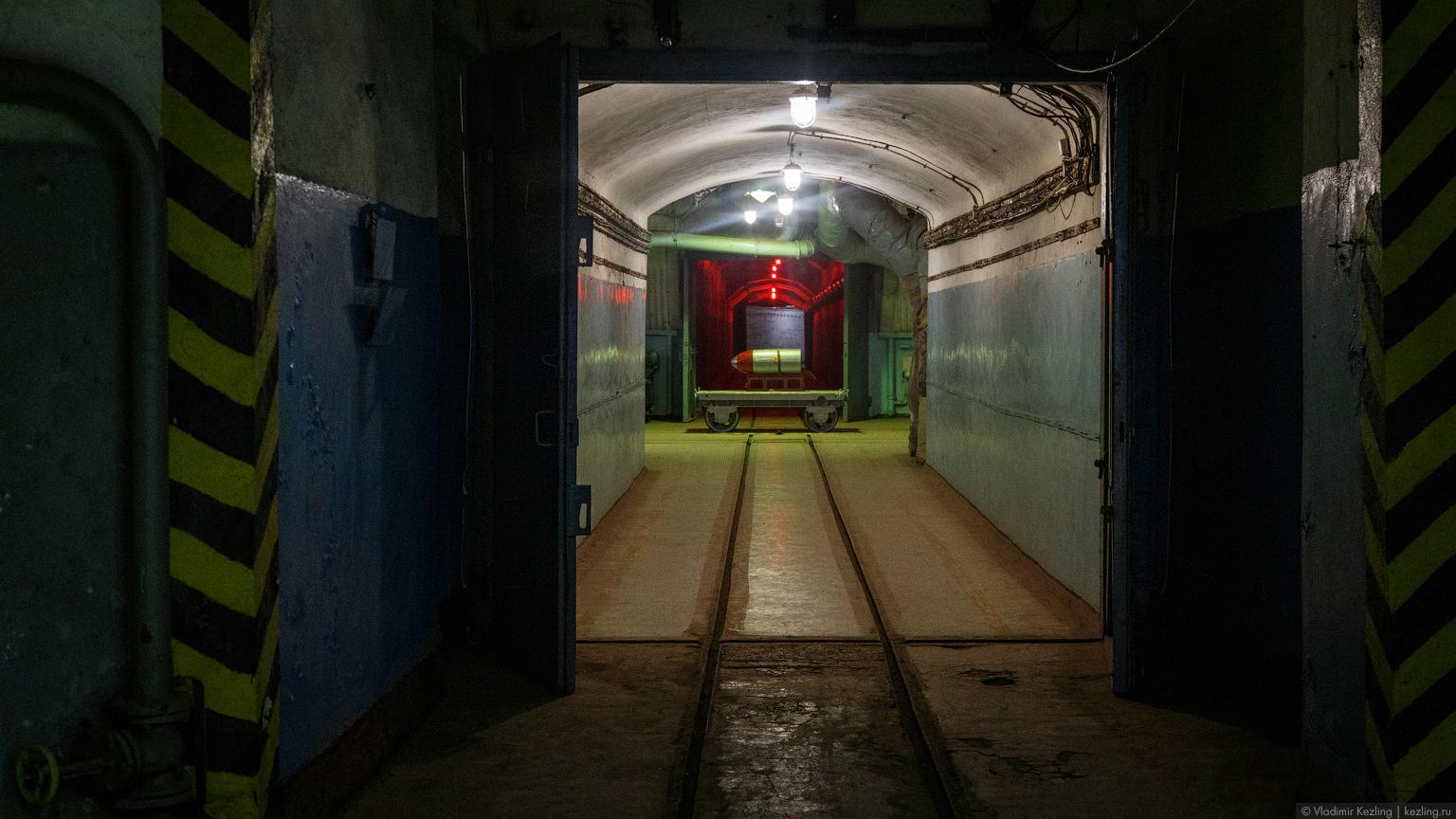 Сверхсекретная подземная база подводных лодок в Балаклаве