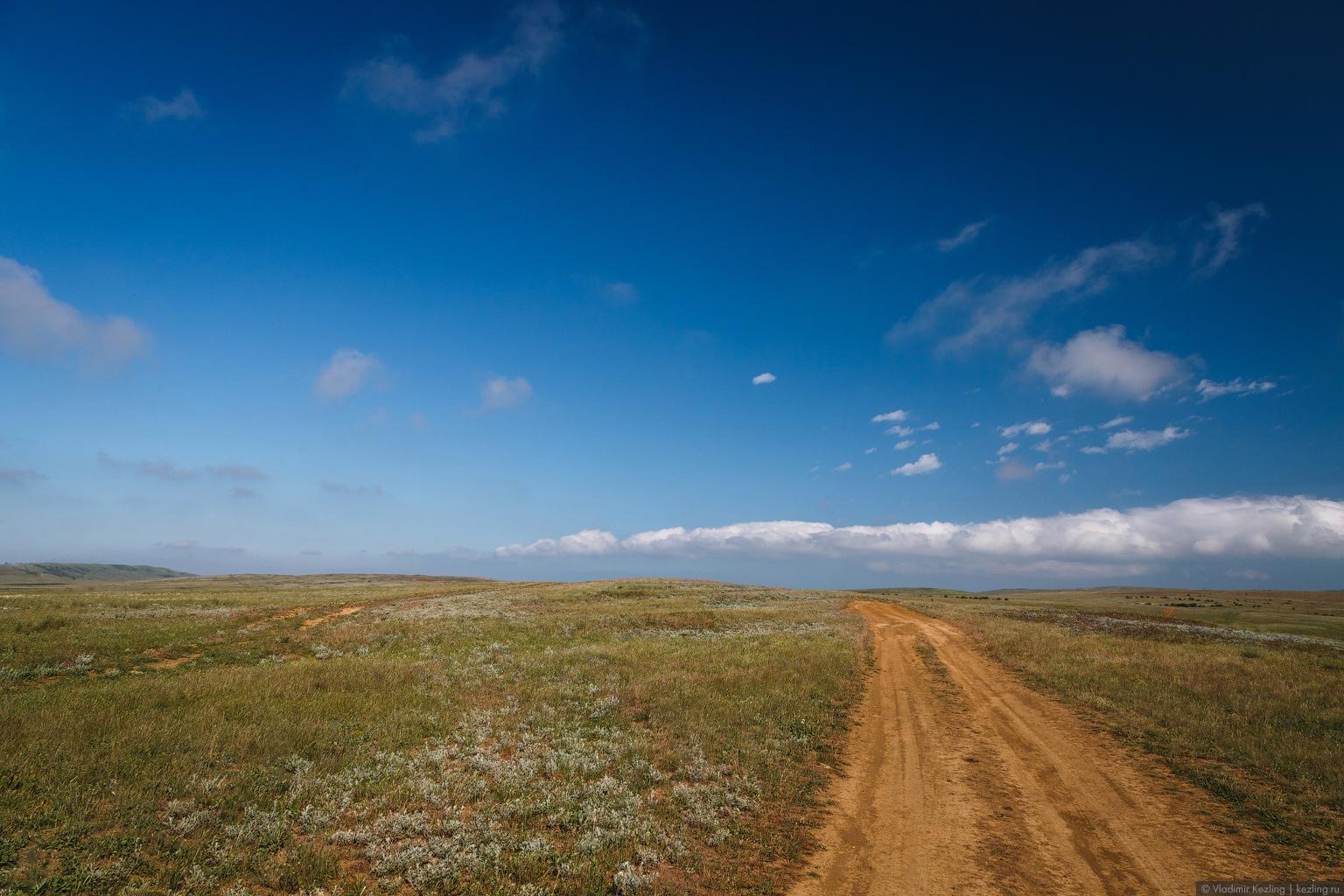 Булганакская долина