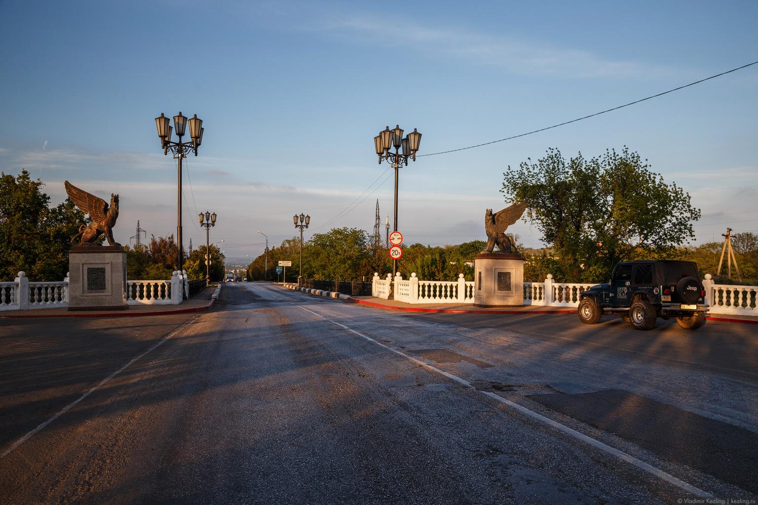 Крым — 2014. Керчь — самый древний город на территории России