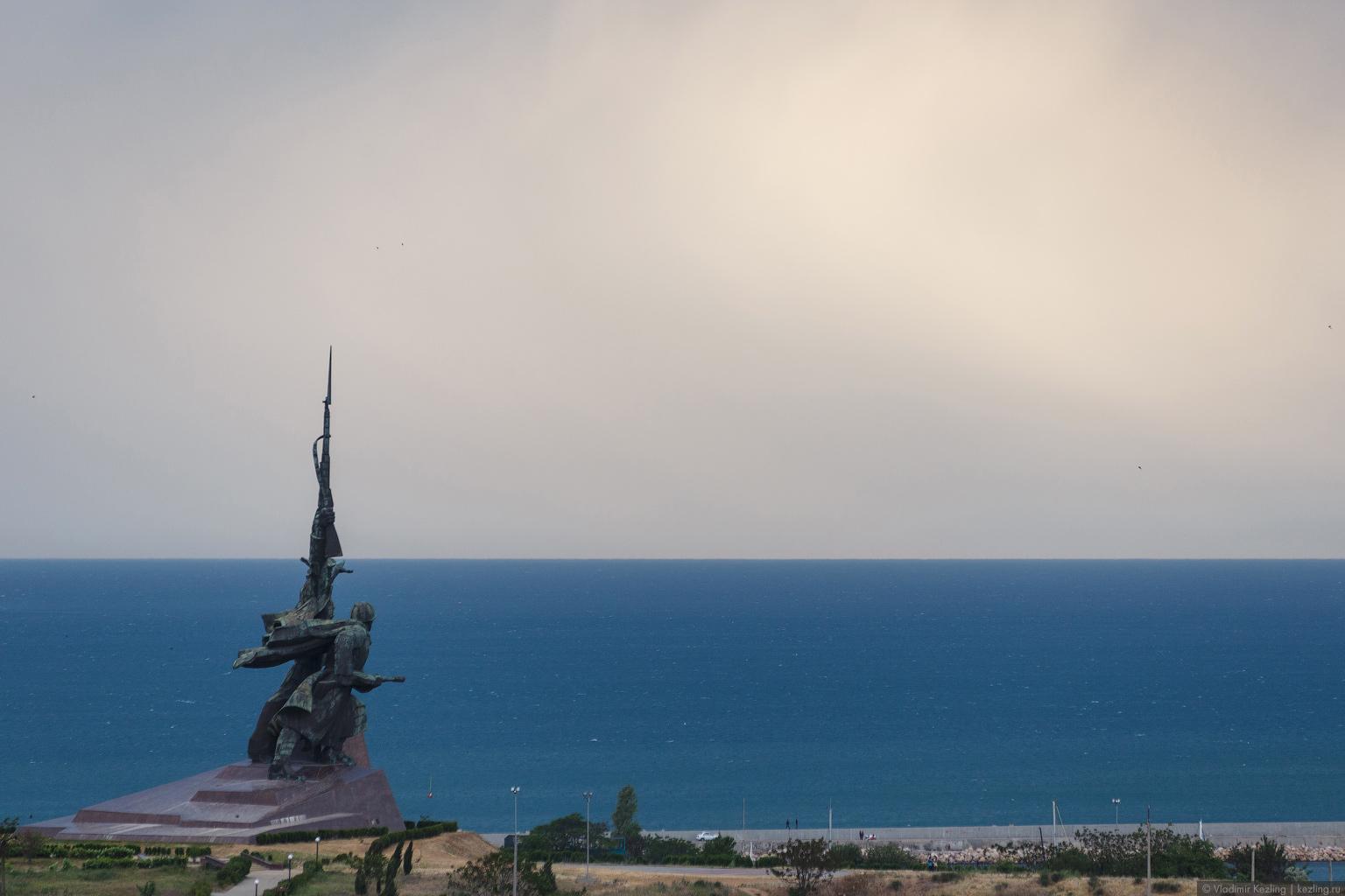 Крым переходного периода. Севастополь — город русской военно-морской славы