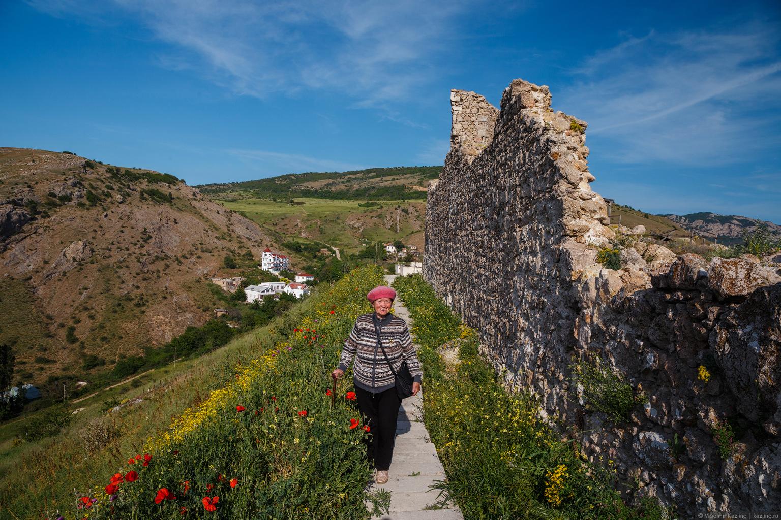 Крым переходного периода. Балаклавские твердыни: крепость Чембало и форт Южная Балаклава