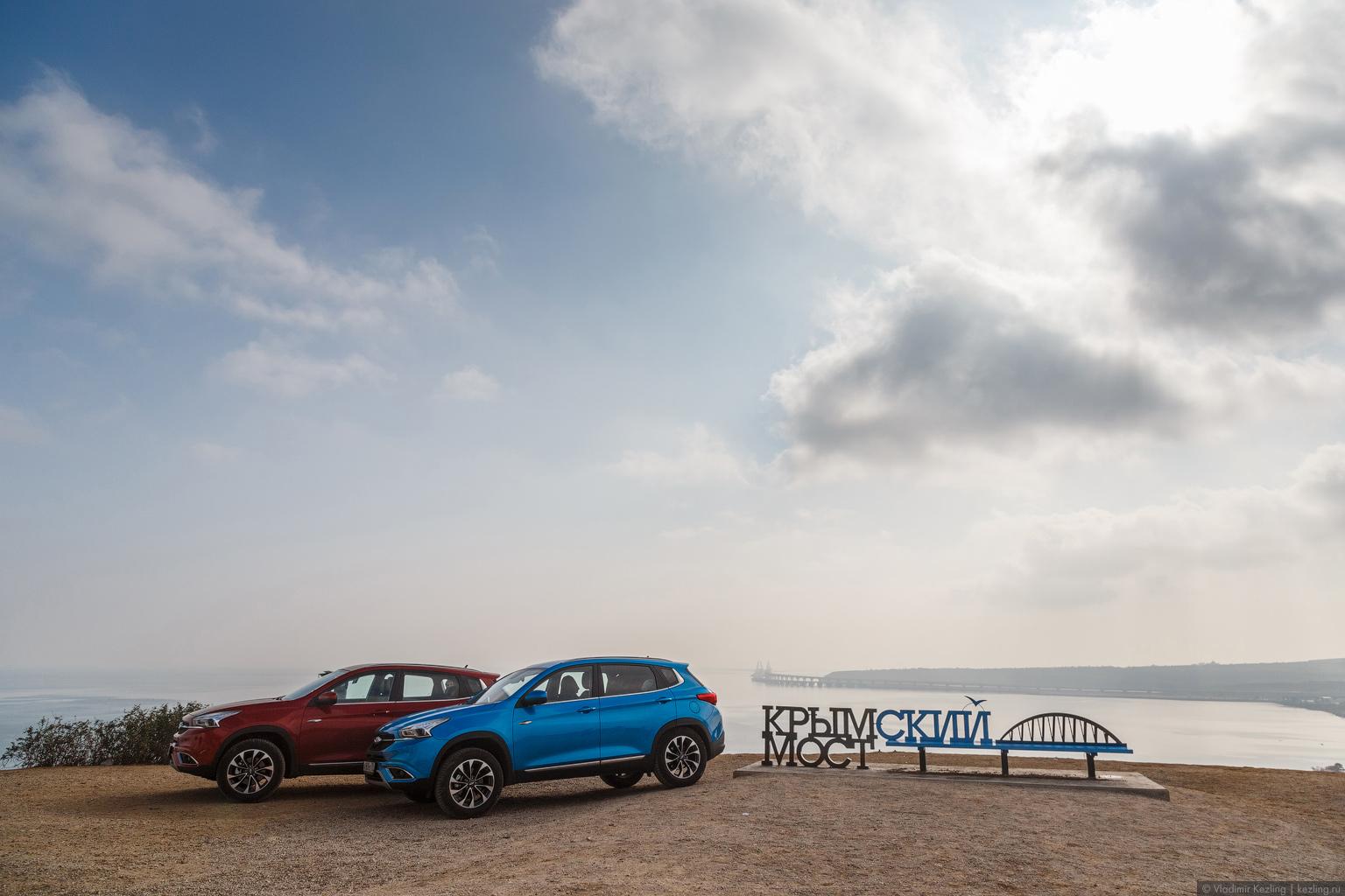 Крым в межсезонье. Пять лет спустя или Наш он всё-таки или чей?