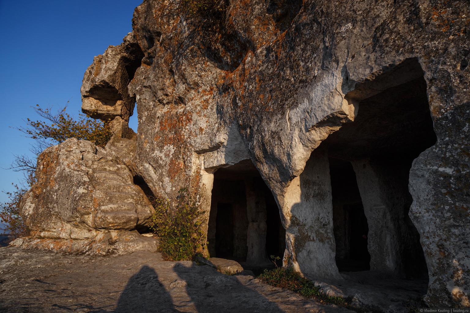 Крым в межсезонье. Мангуп — последний луч заката Византии