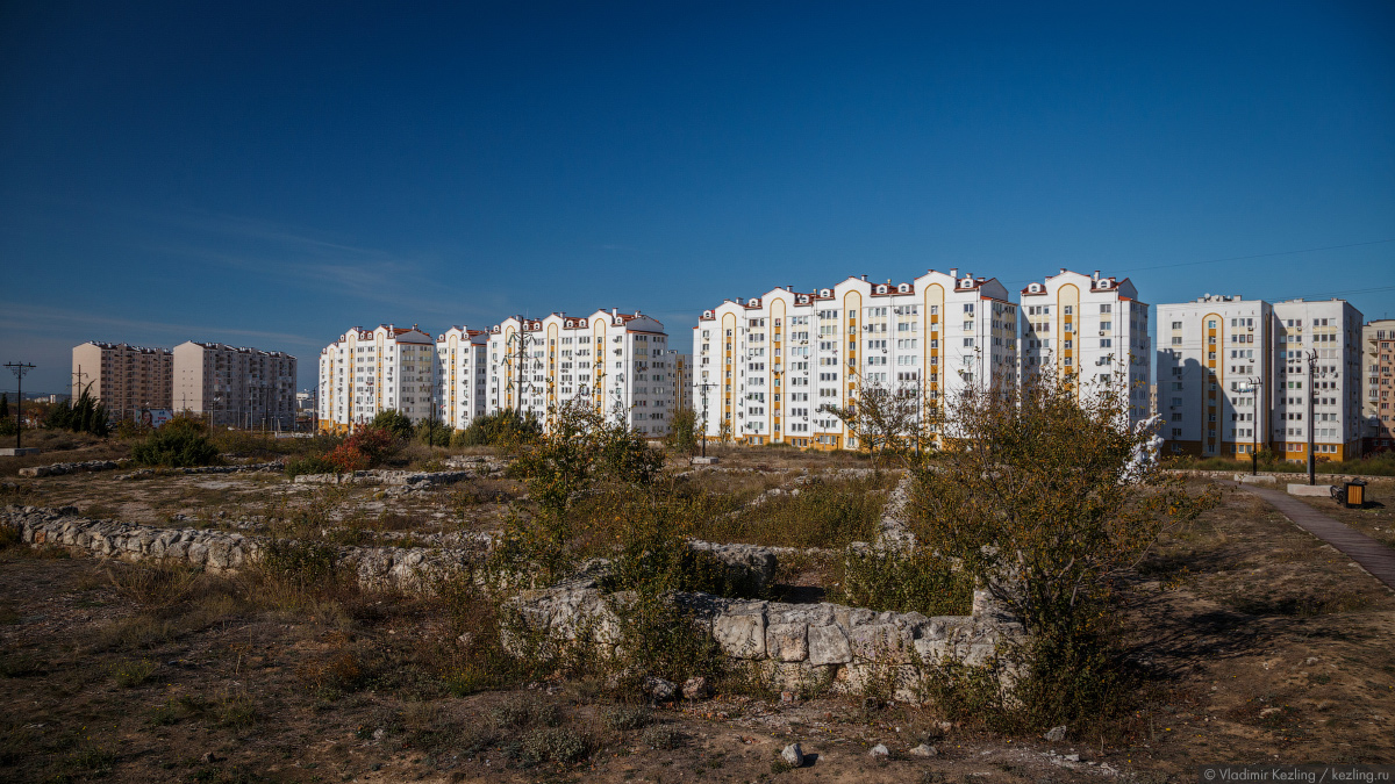 Небанальный Севастополь