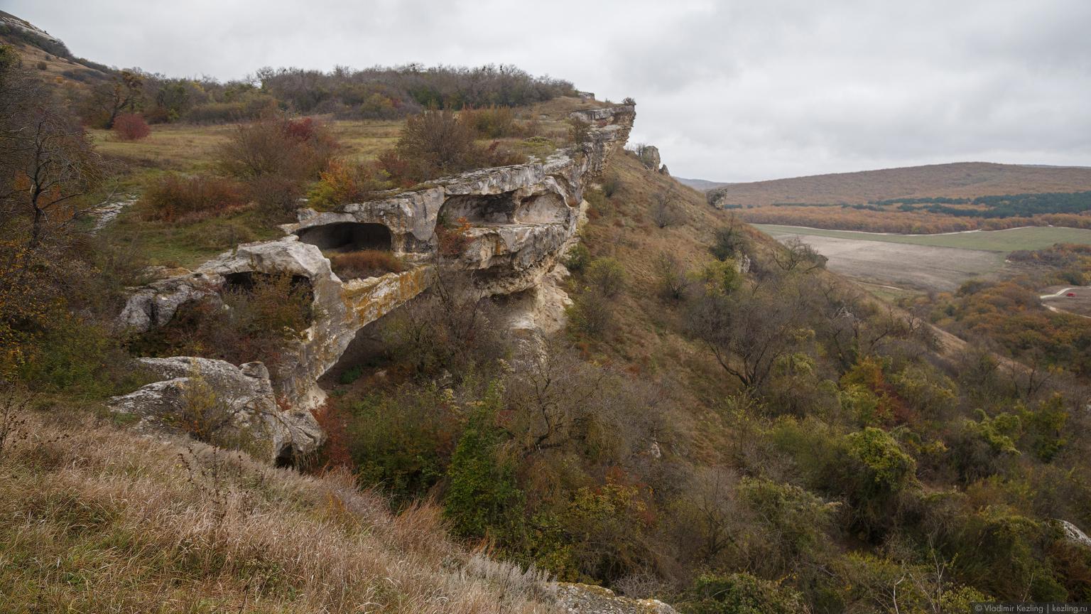 Пещерный город Бакла