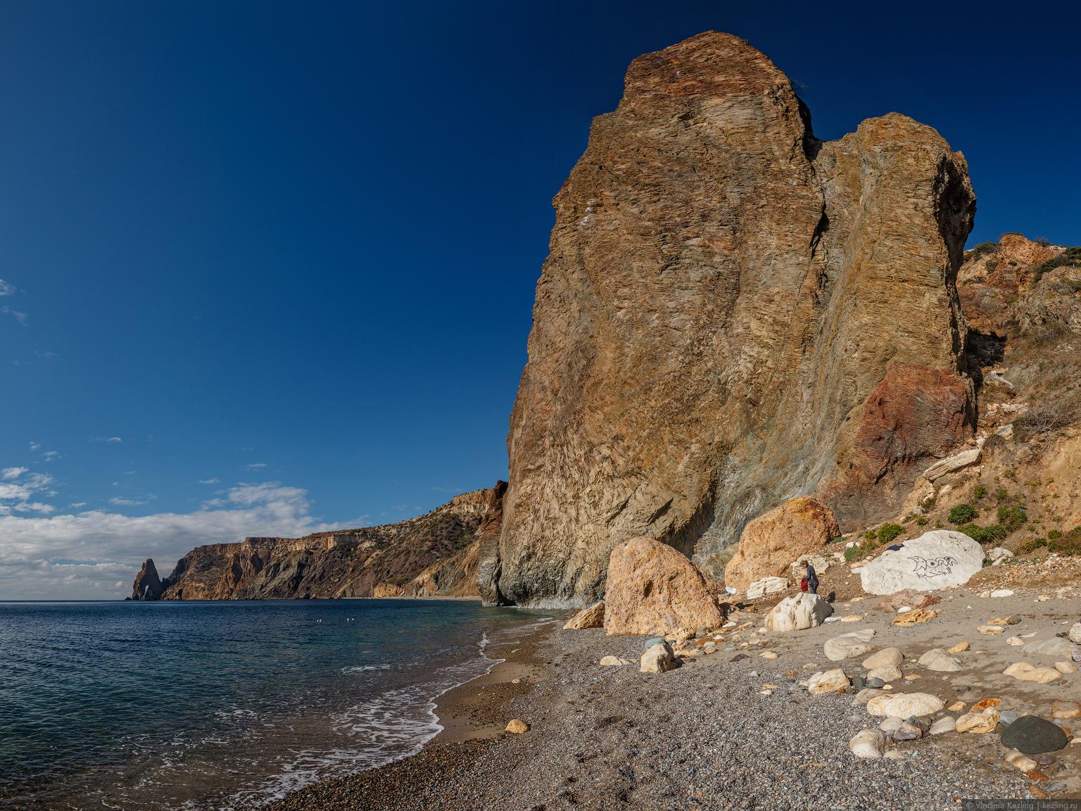 Пляж Яшмовый