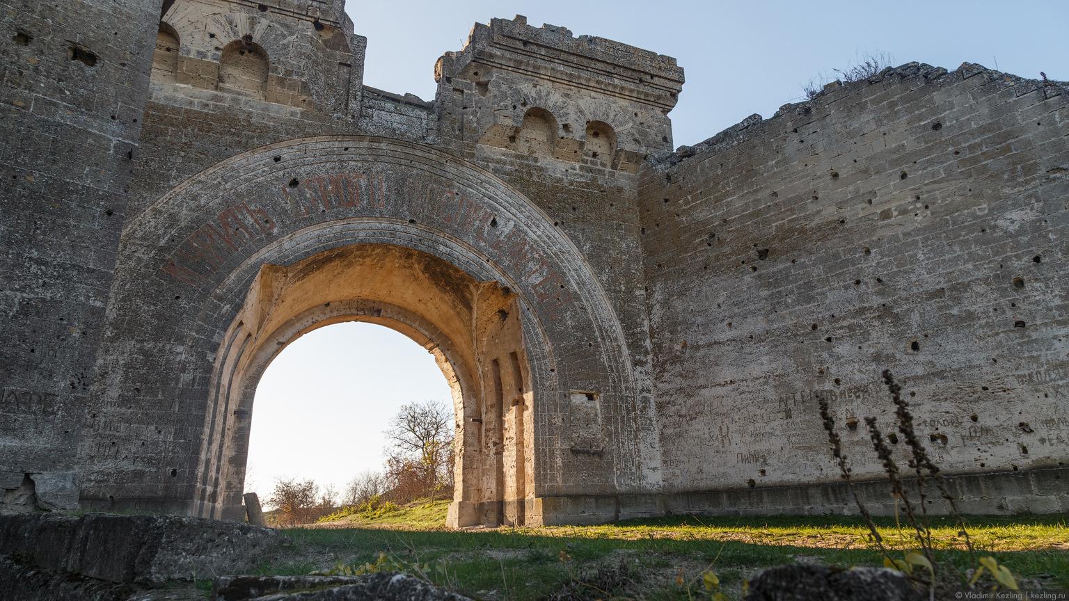 И снова Крым. Керчь — крепость-невидимка