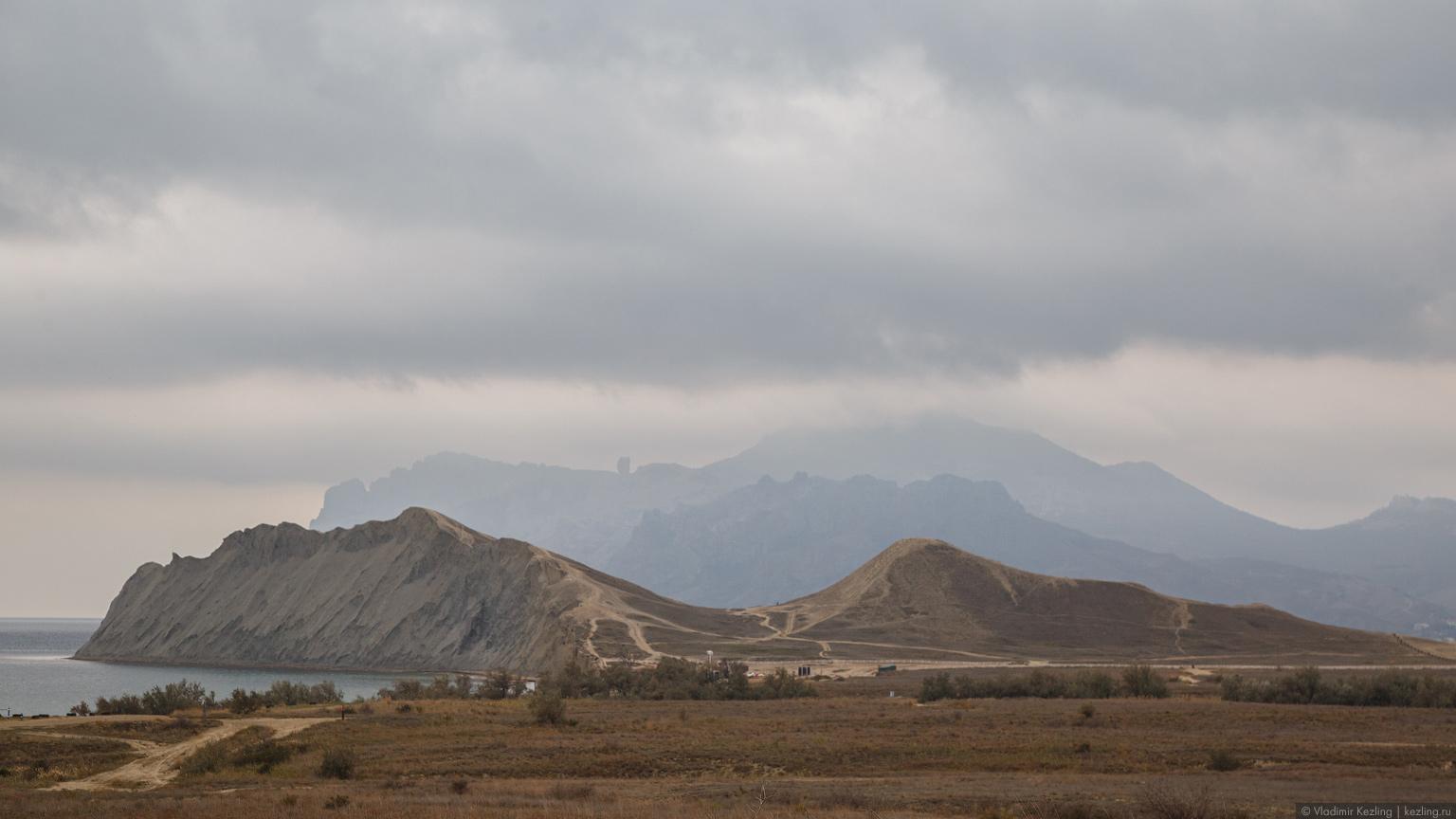 Поход из Коктебеля в Орджоникидзе