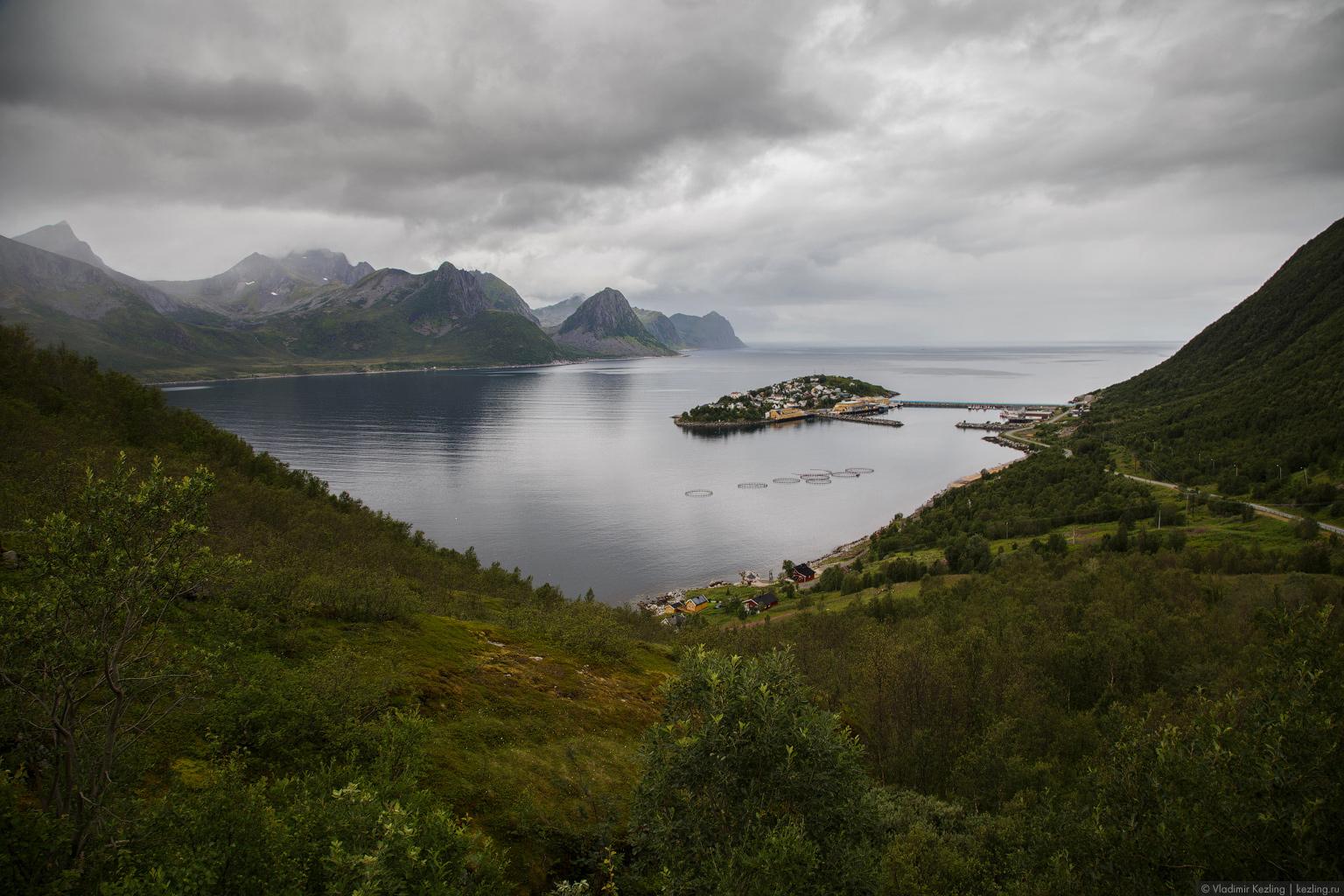 Направление: север. Остров Сенья или Сага переменчивости норвежской погоды