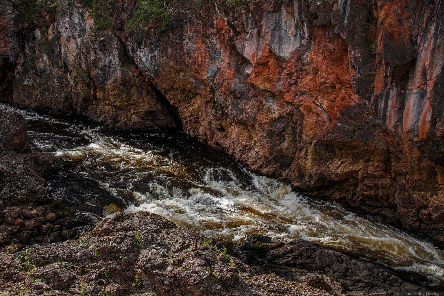 Направление: север. Национальный парк «Оуланка»