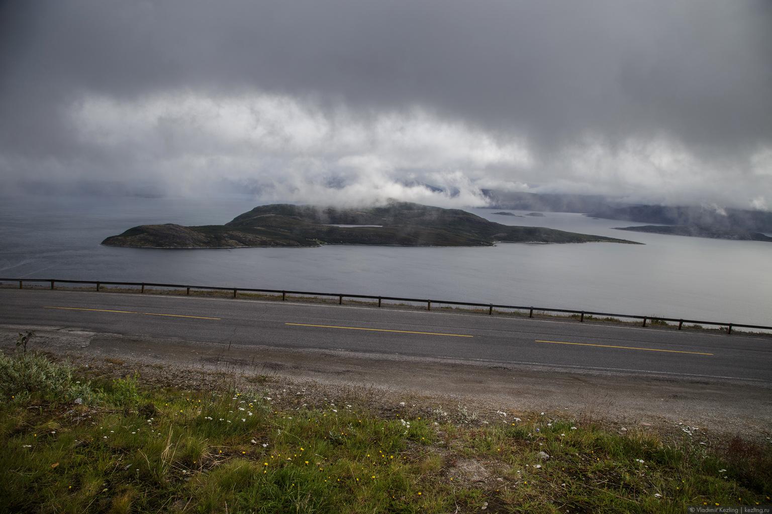 Направление: север. Северная Норвегия. Дорожные зарисовки