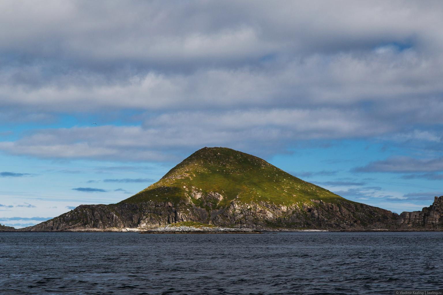 Остров Магерёйа