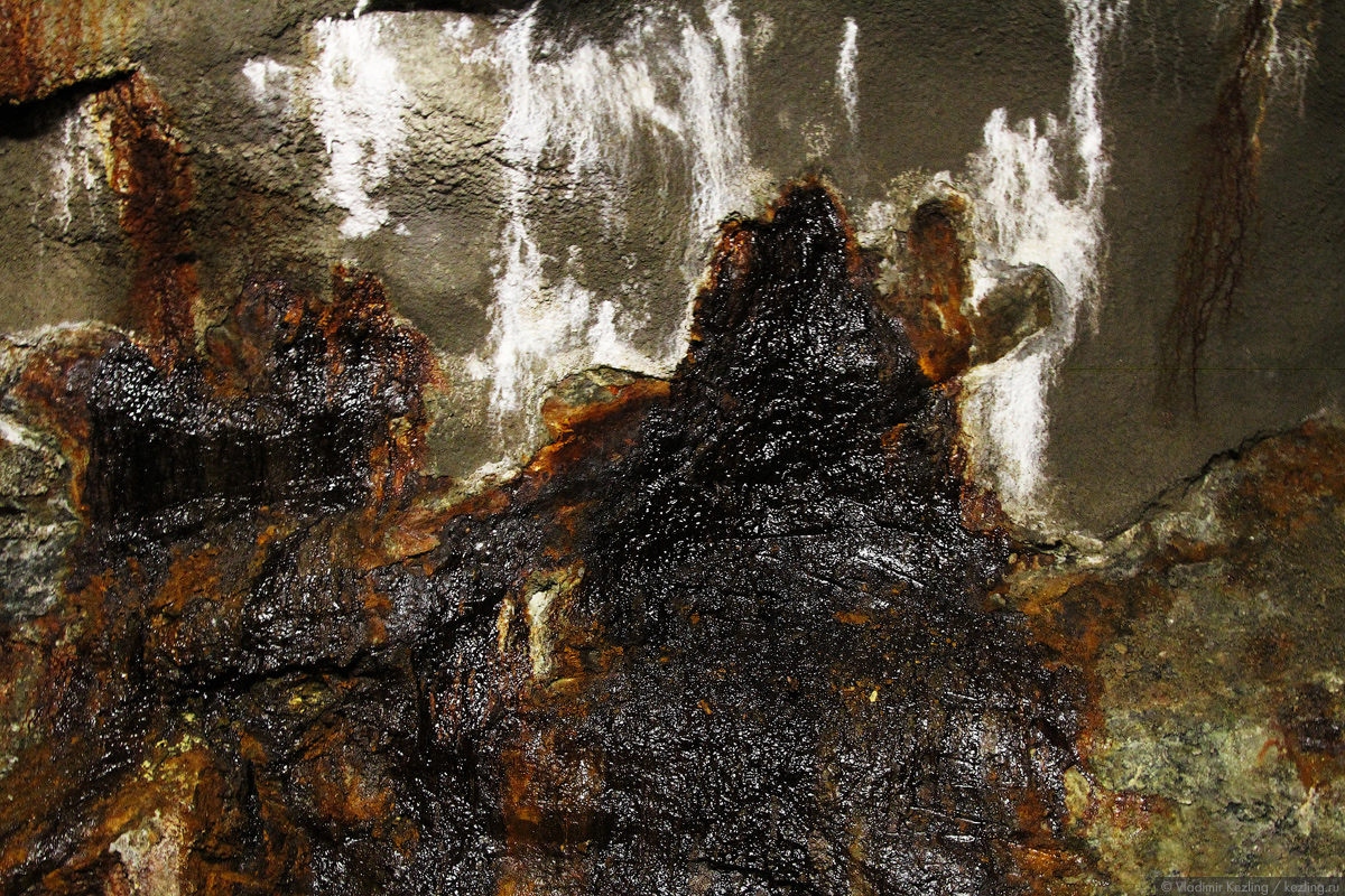 Старая шахта в Оутокумпу
