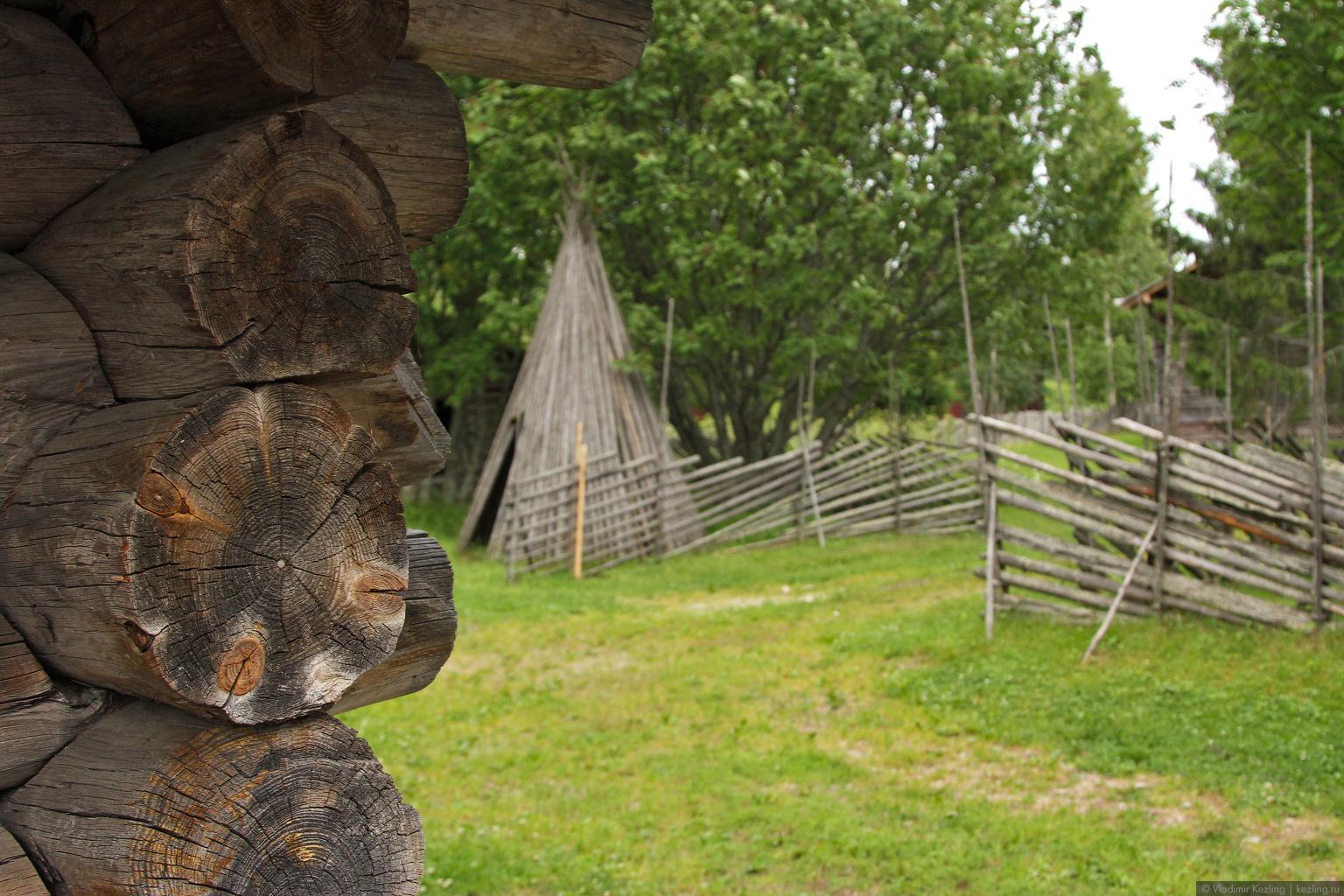 Финские летние сны. Музей Пиелинен
