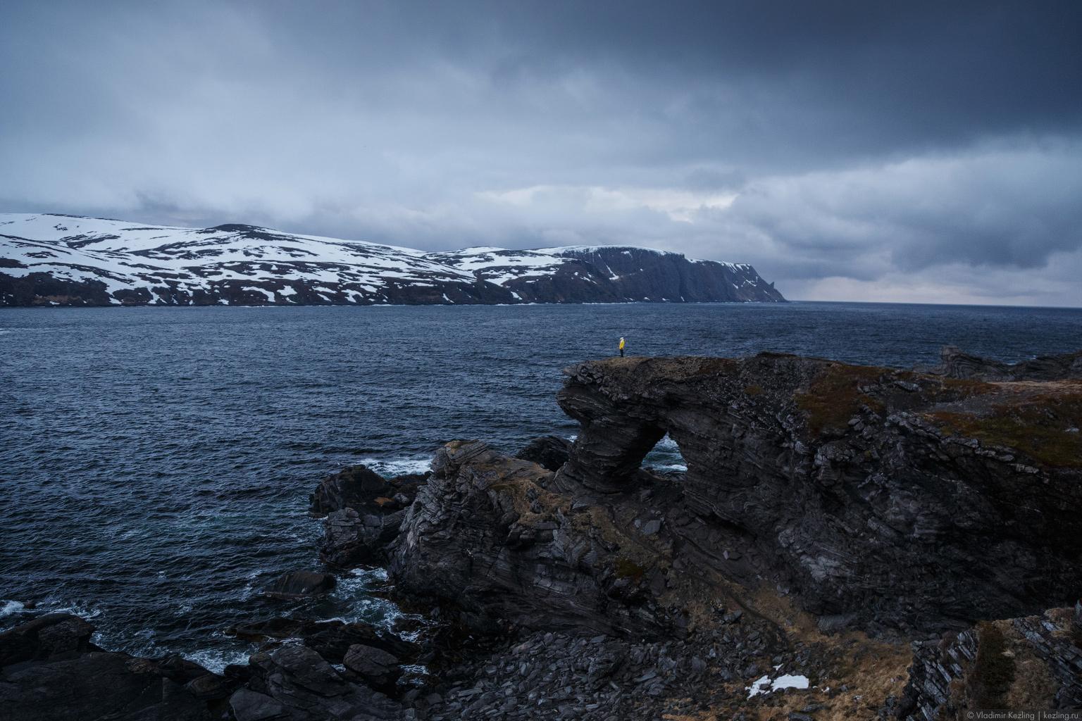 Идём на север! День 8. Киркепортен или Ода суровому очарованию Арктики