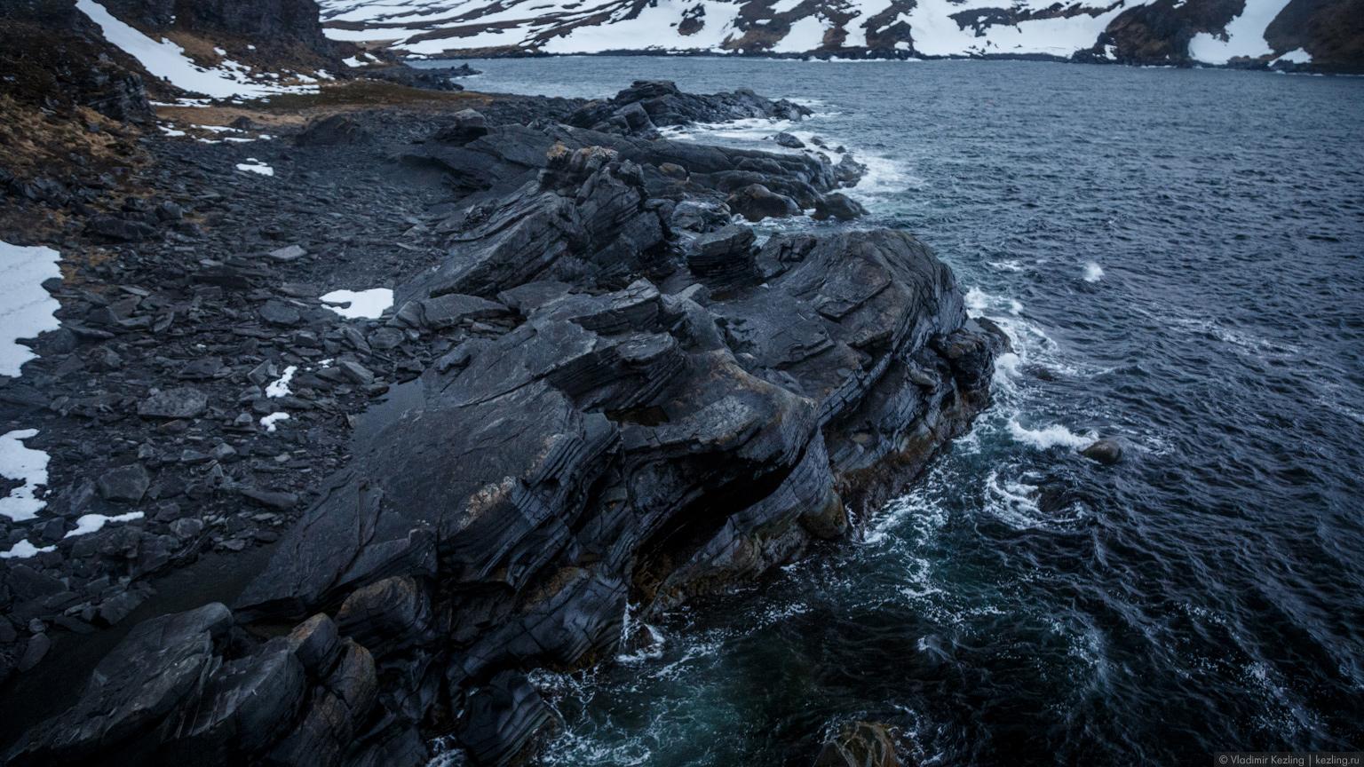 Киркепортен или Ода суровому очарованию Арктики