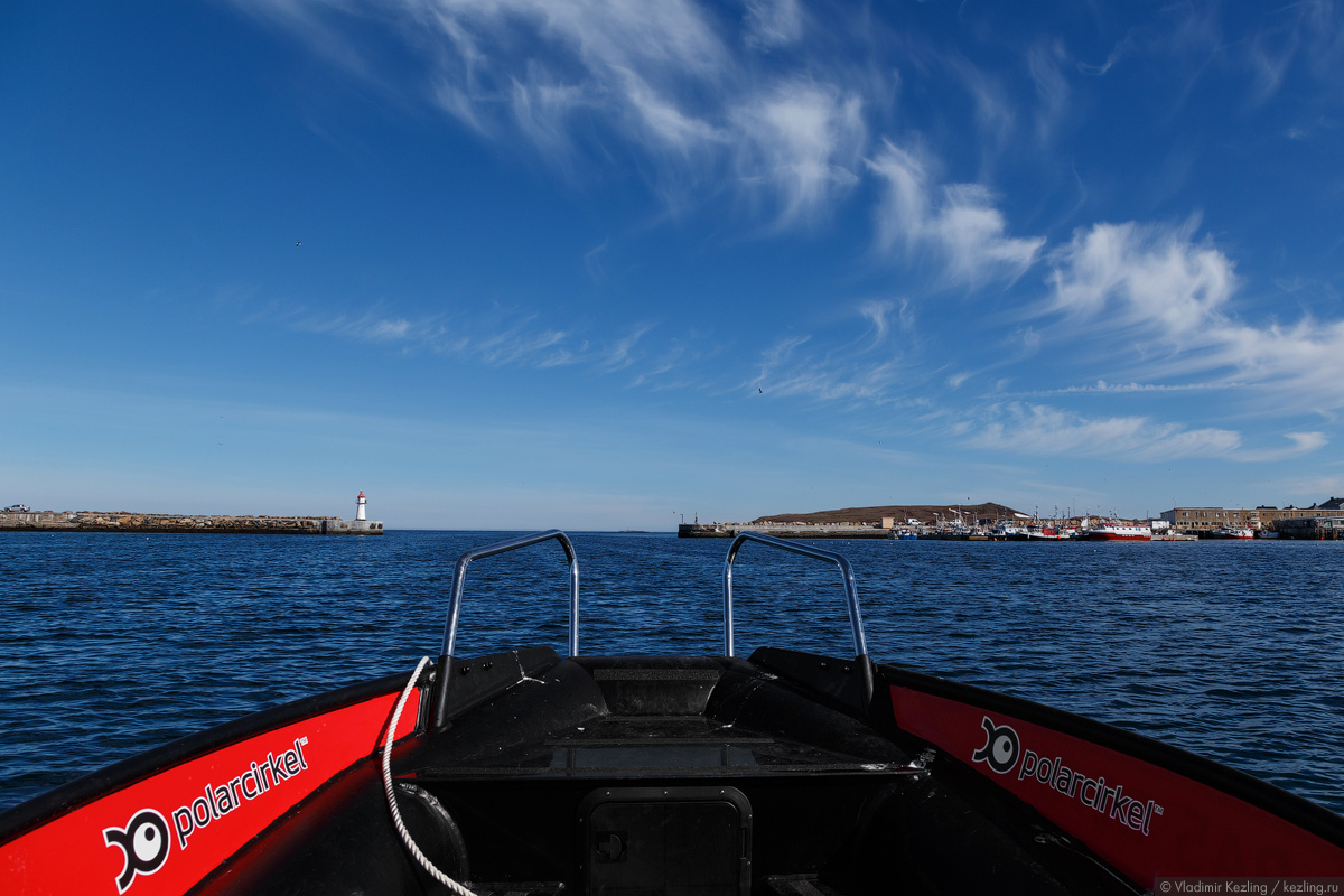 Остров Хорнёйа