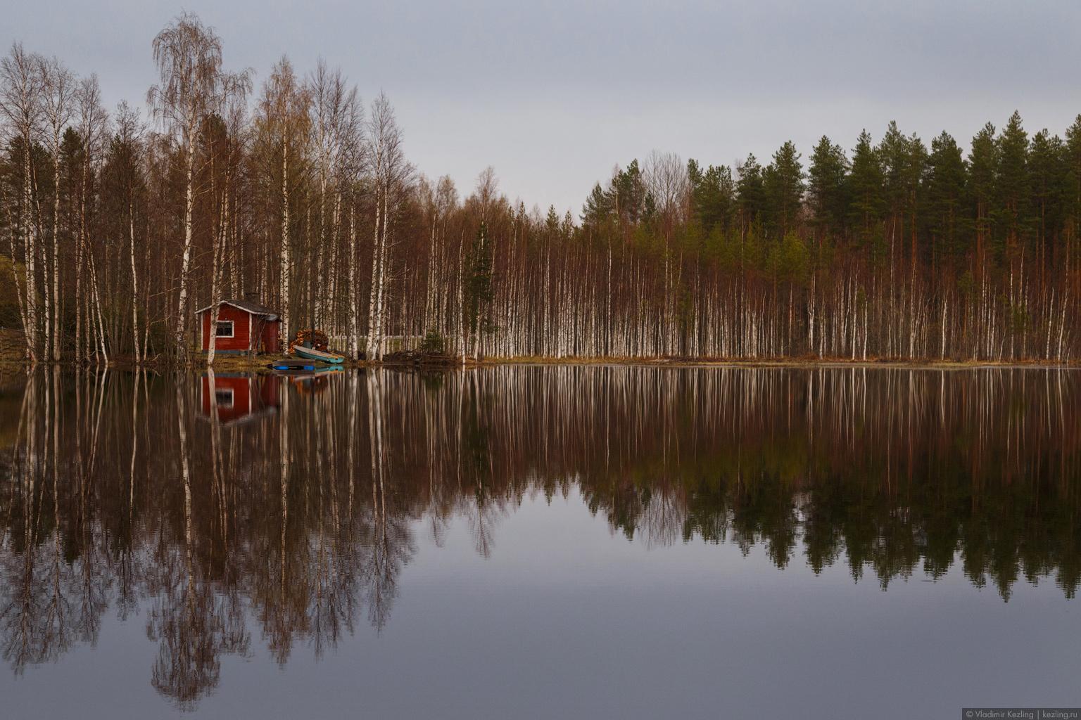 Идём на север! День 1. Старт экспедиции, национальный парк «Коли», озёра Савиярви и Ийярви