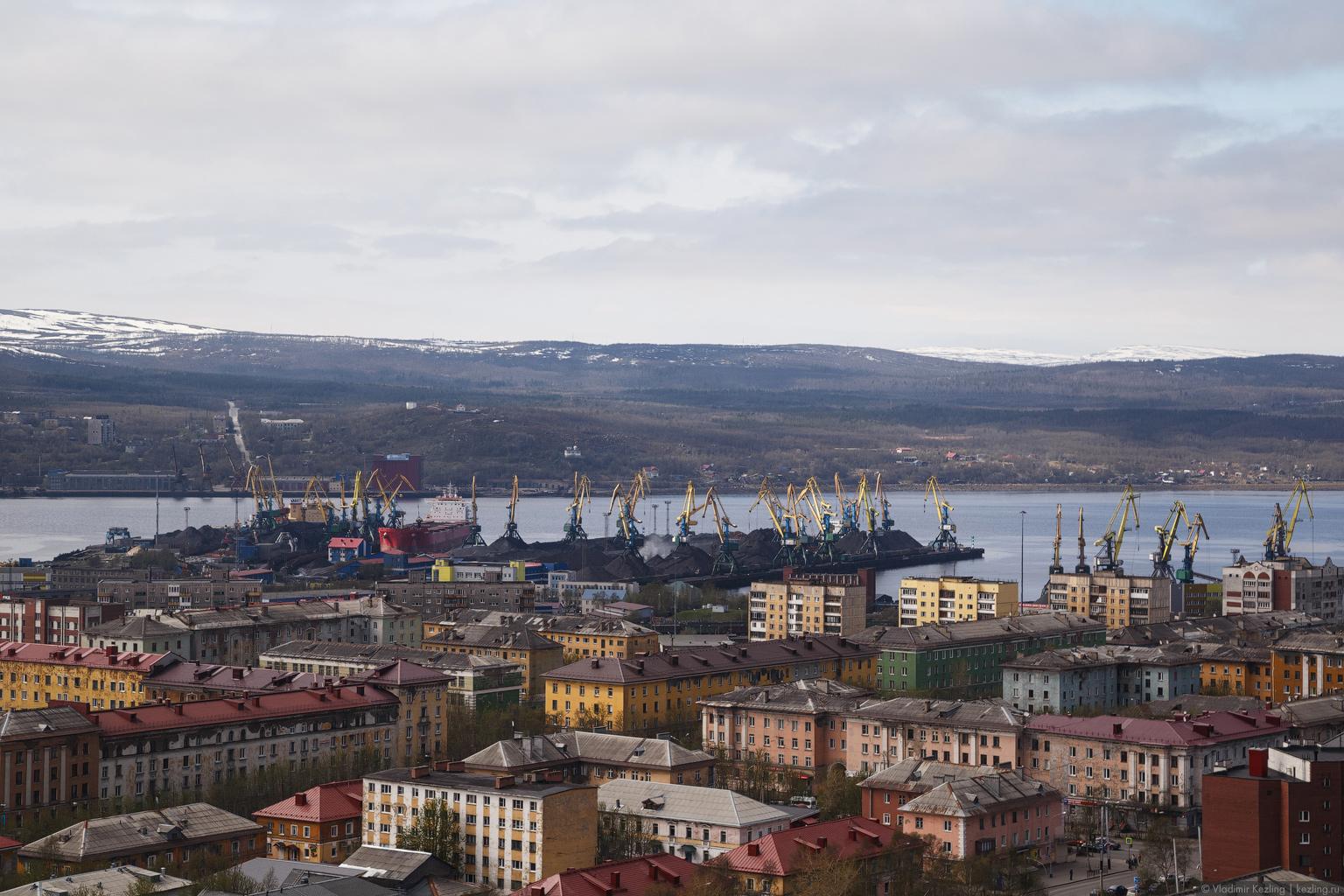 Идём на север! Дни 17-18. Мурманск, атомный ледокол «Ленин» и дорога домой