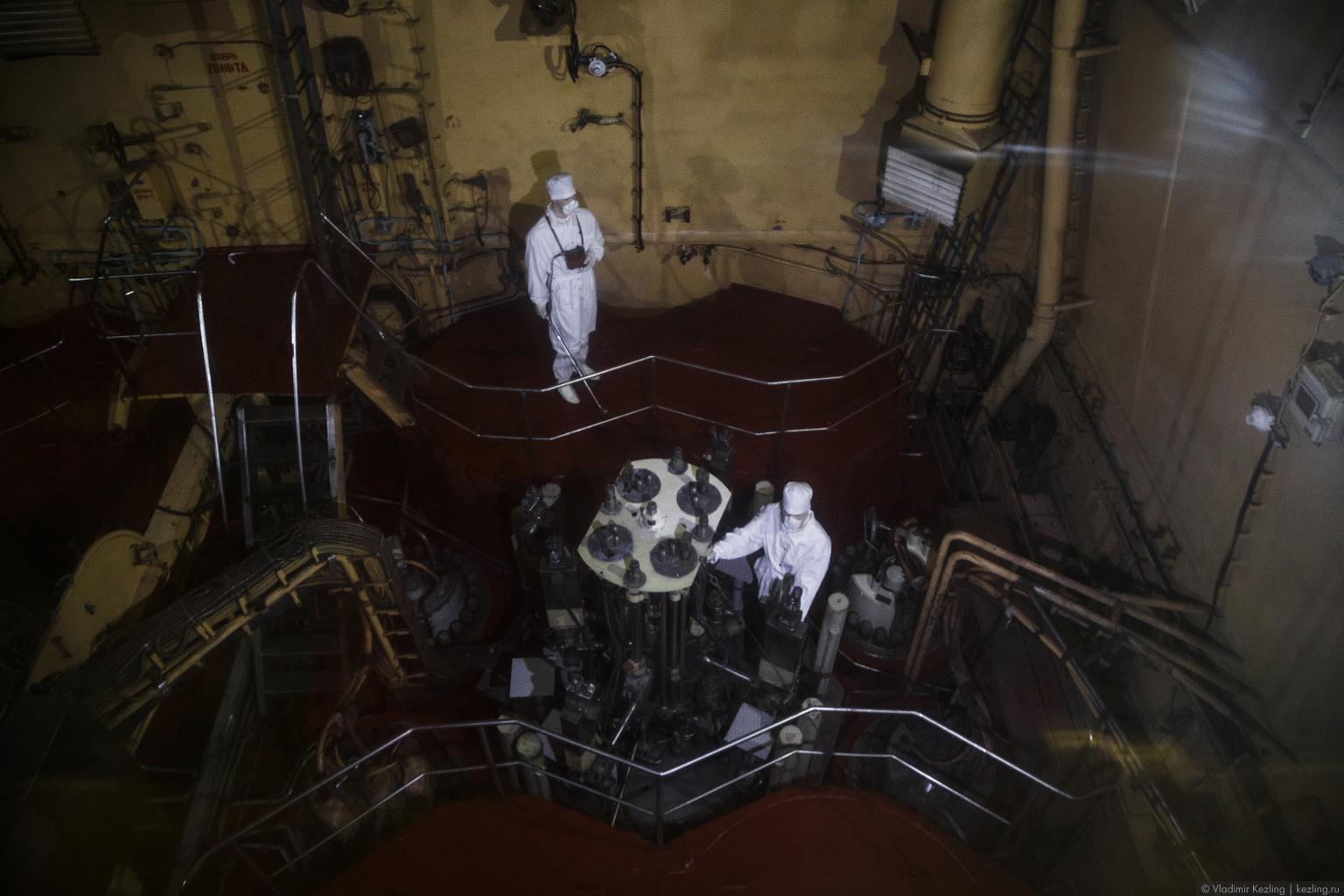 Атомный ледокол «Ленин»