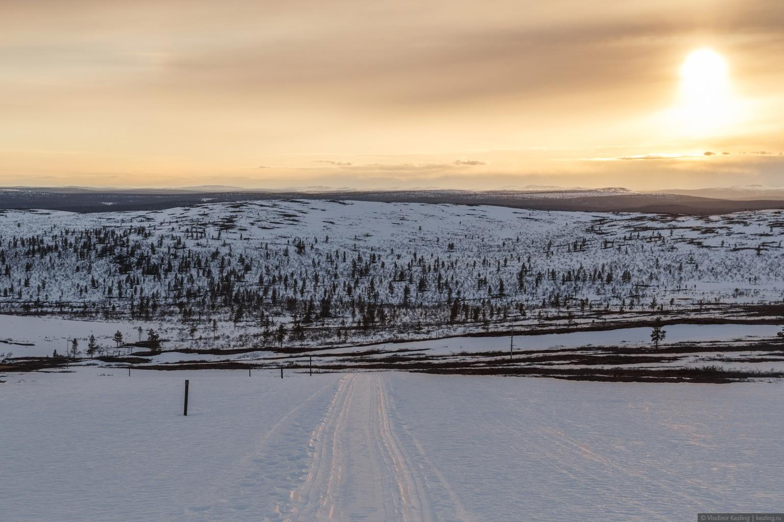 Национальный парк имени Урхо Кекконена