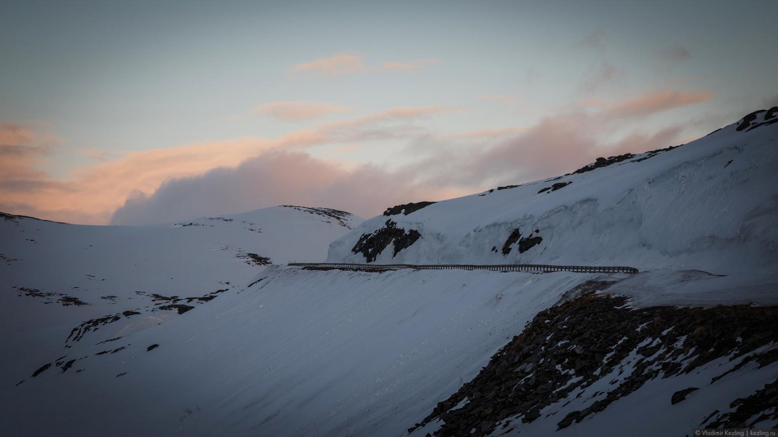 Национальный туристический маршрут «Хавойсунд»