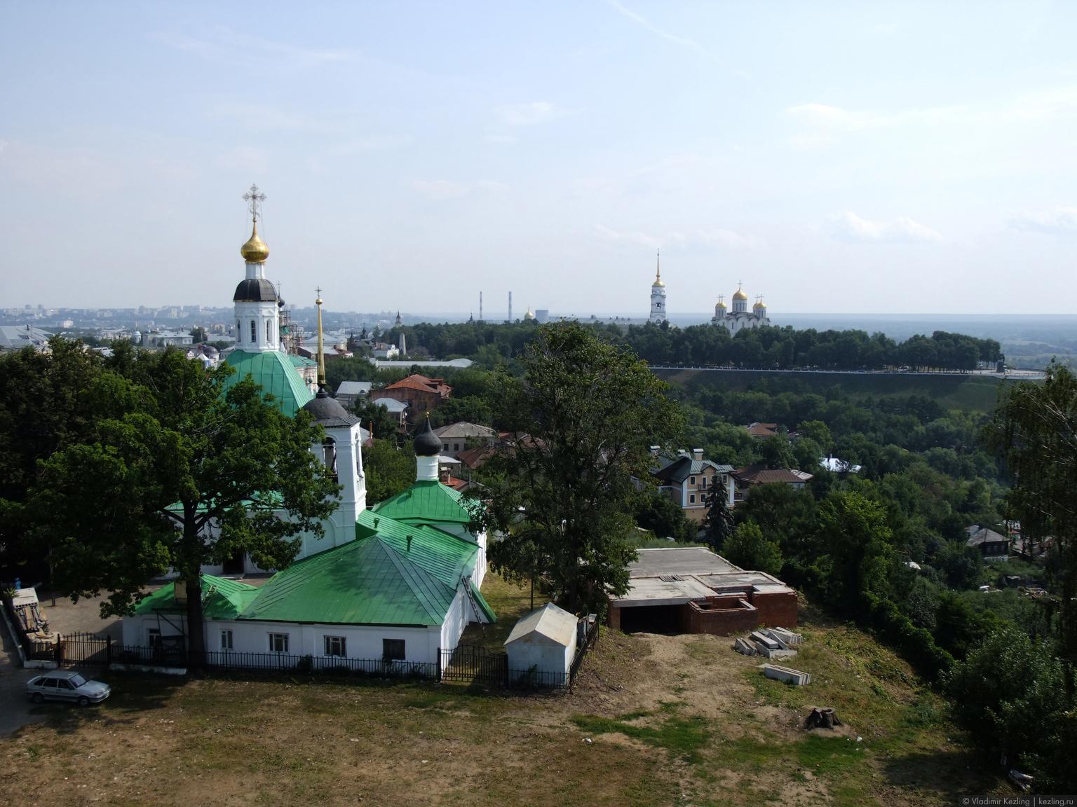 По городам Залесья. Владимир