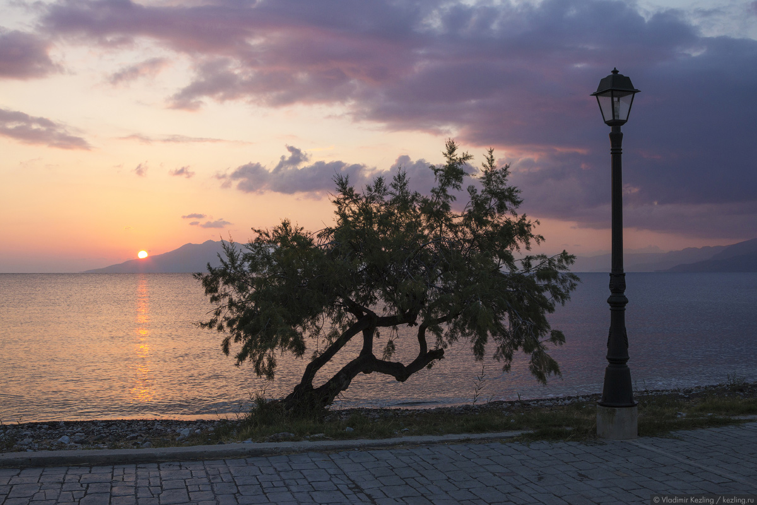 Материковая Греция. В поисках рассветов