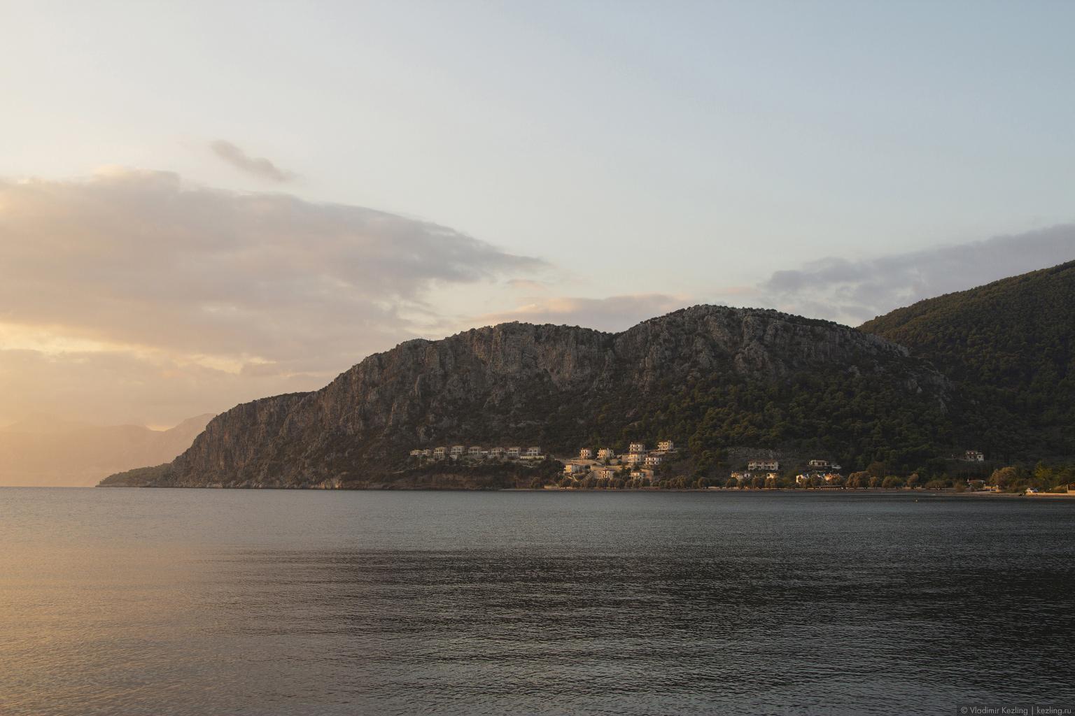 Греческие рассветы