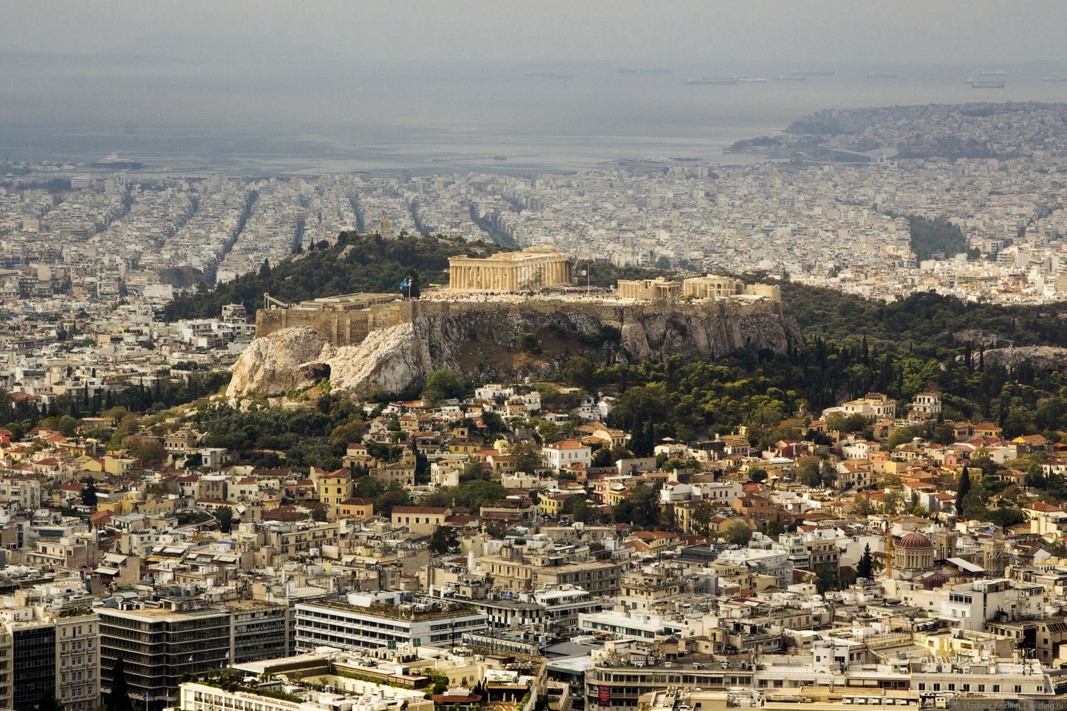 Материковая Греция. Афины
